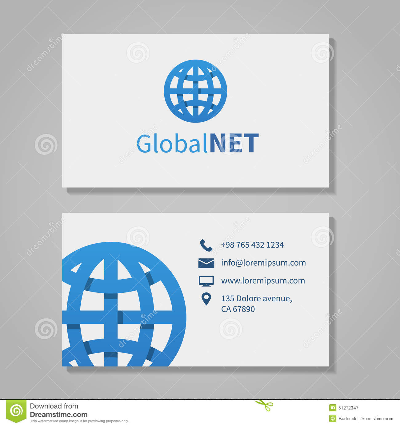 Nice Business Card Email Images - Business Card Ideas - etadam.info