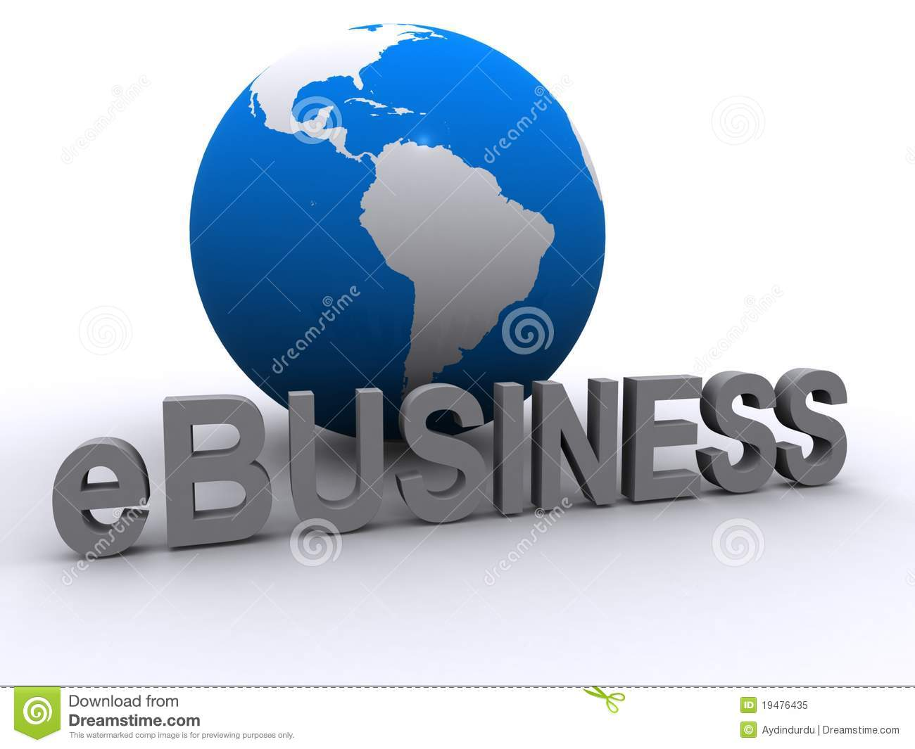 Global E-business Royalty Free Stock Photo - Image: 19476435