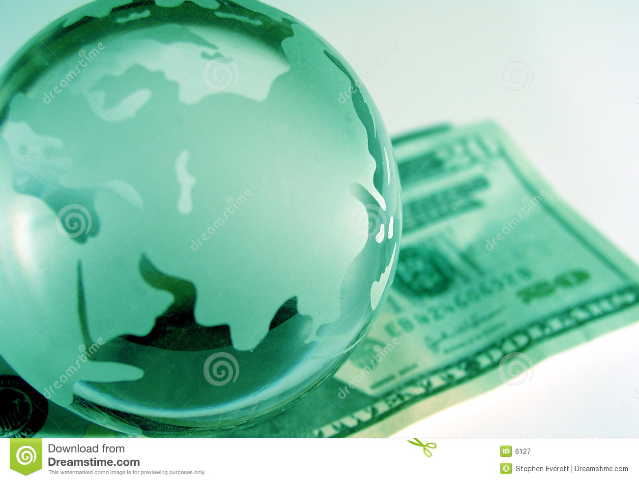 Global Economy Stock Image Image Of East Fund Currency 6127