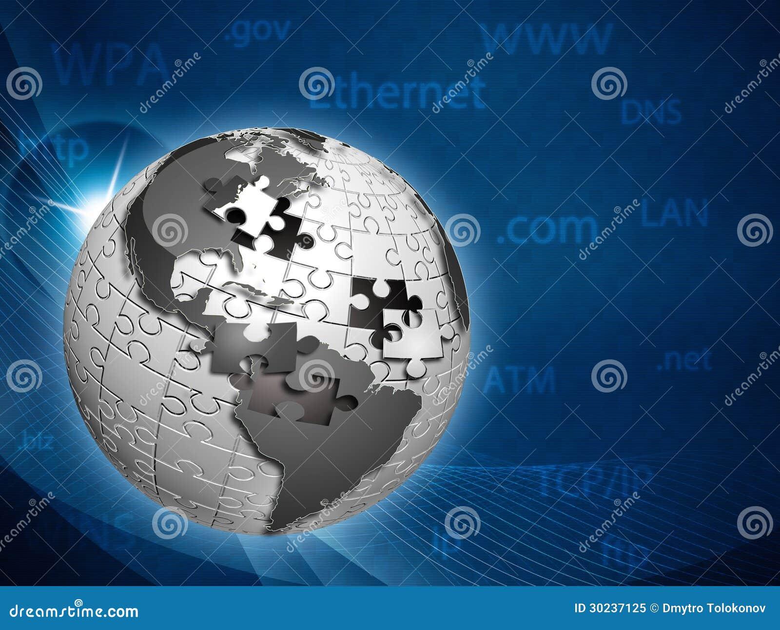 techno globalism essay