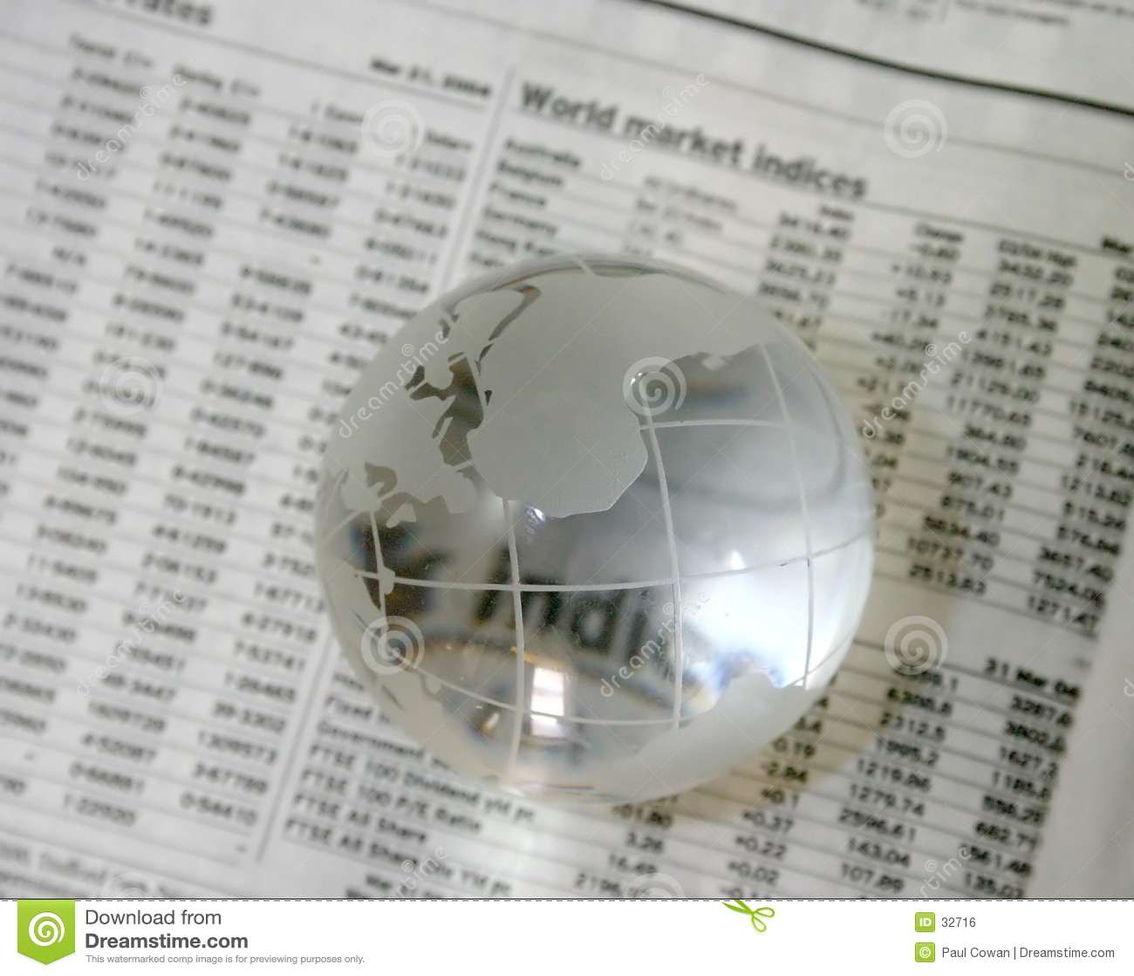 Global investor