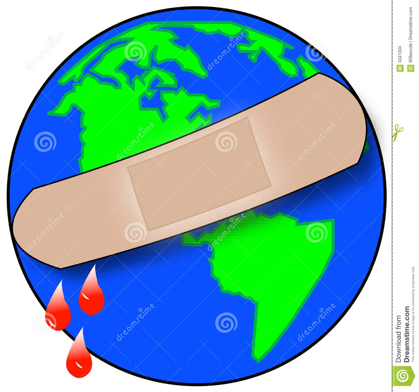 Global Issues Stock Images Image 4341304