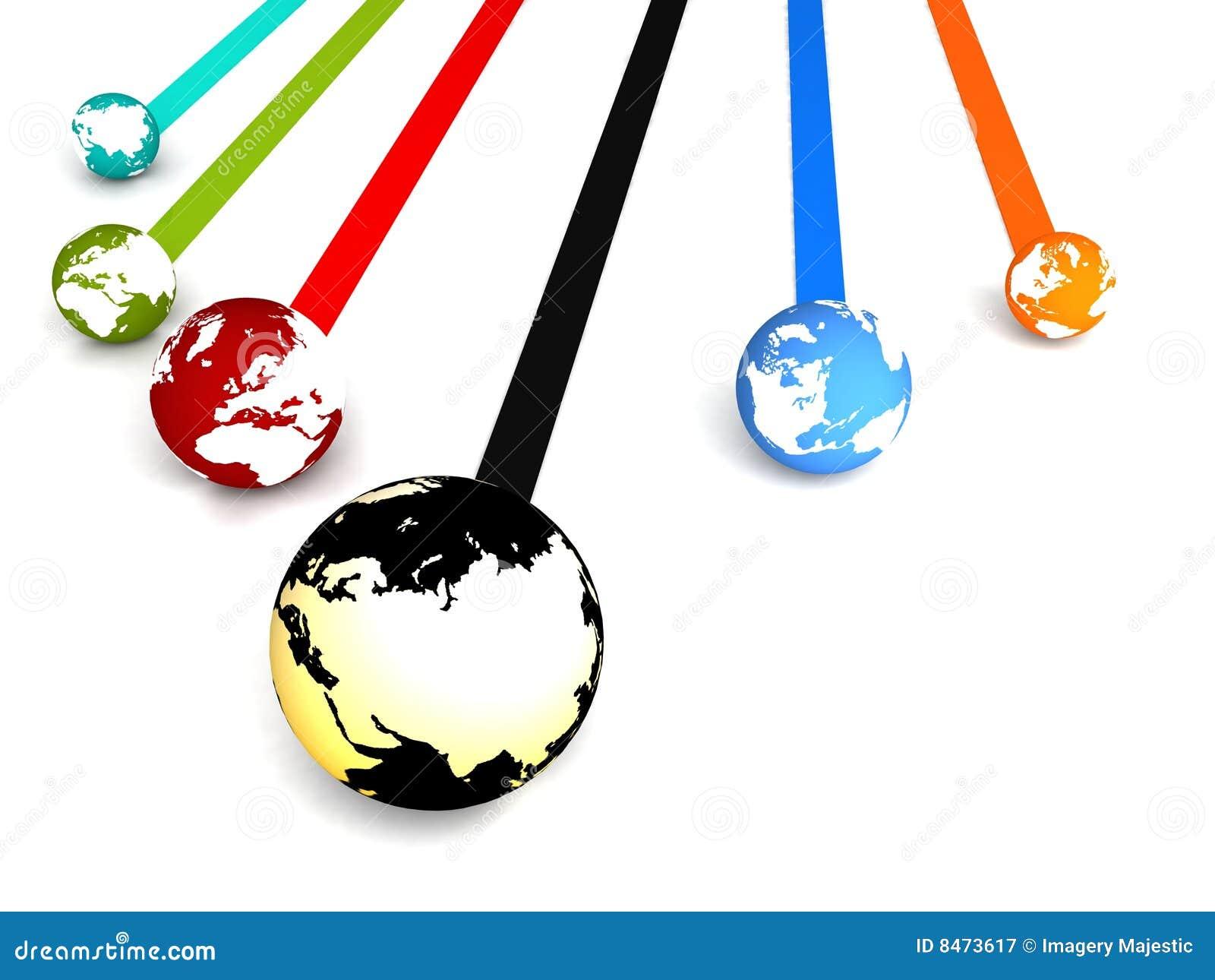 Global nätverkande