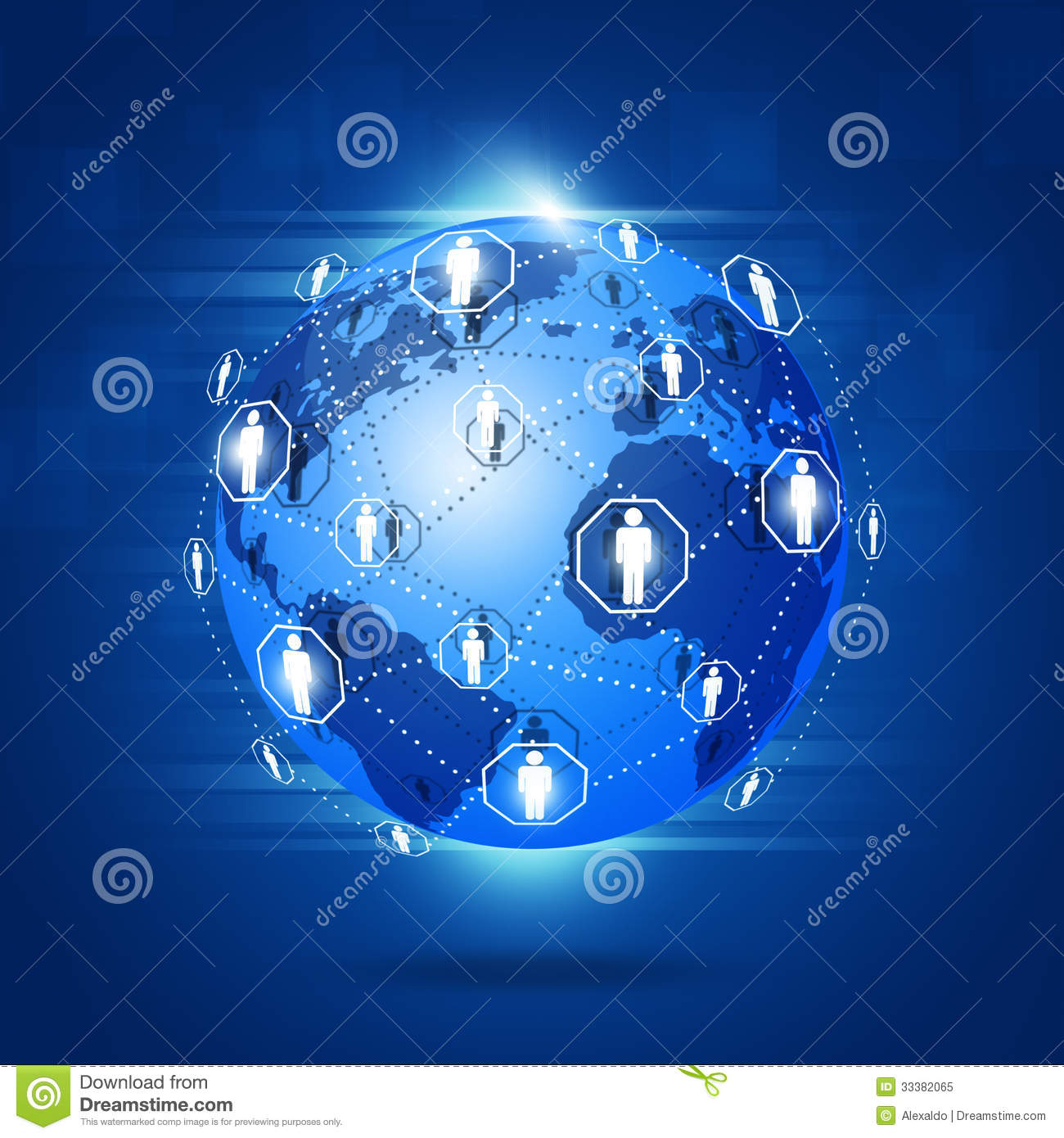 network connection technology connections global business rete globale collegamenti abstract royalty globe earth management map