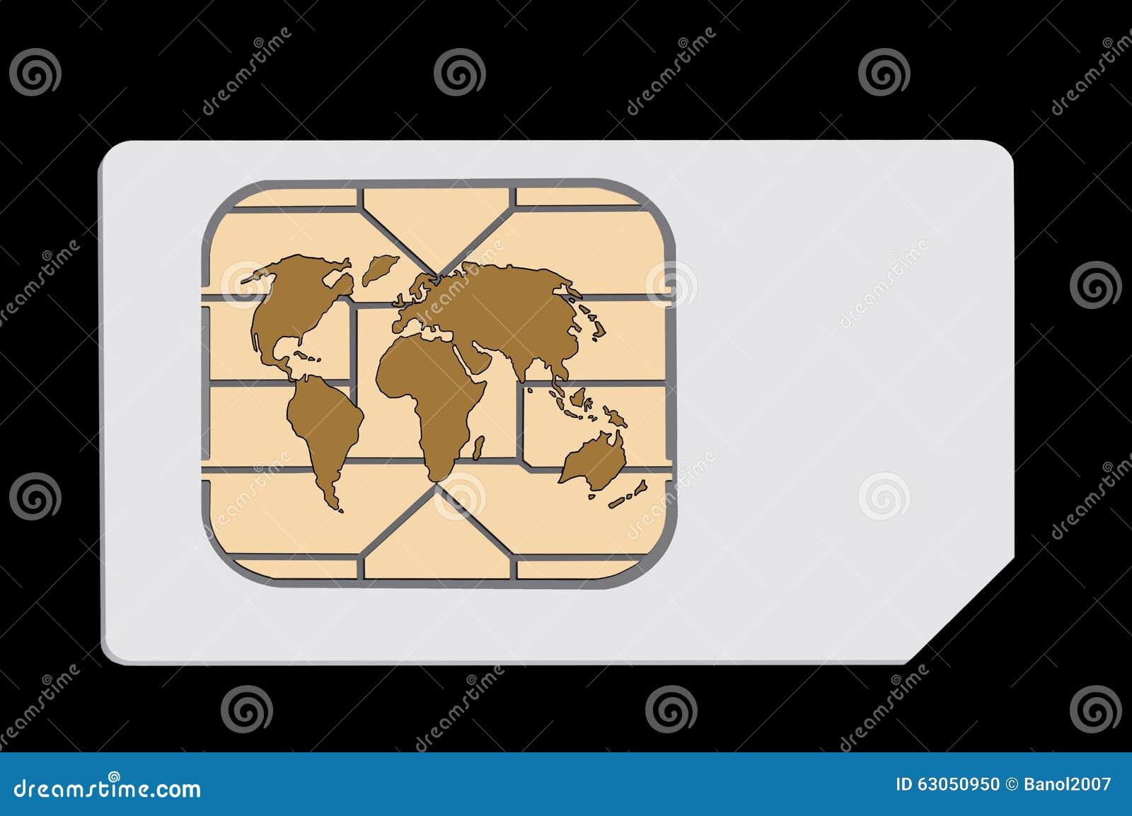 Sim Travel World Data Sim Card