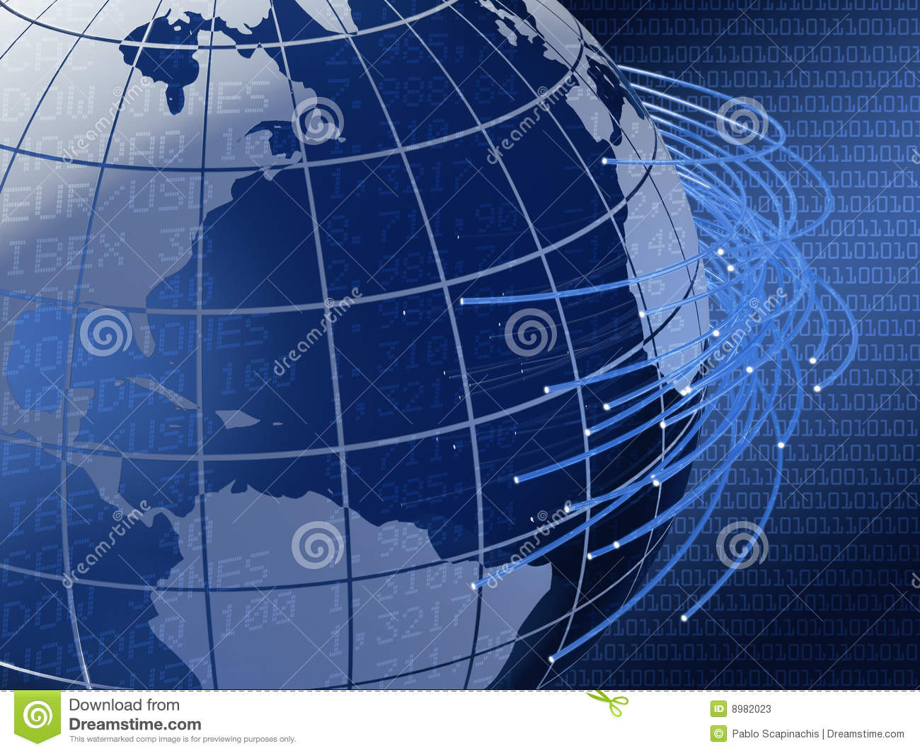Free Satellite Internet >> Global Telecommunications Background Design Stock Image - Image of internet, fiber: 8982023