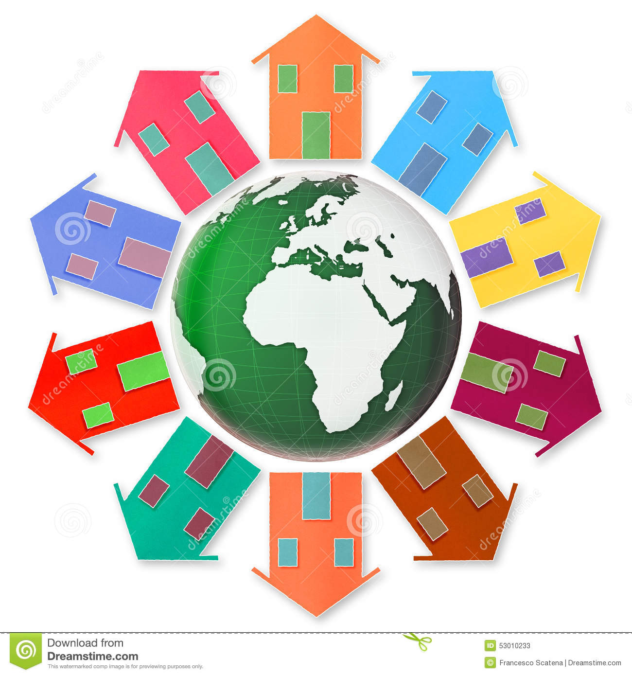 global village concept intercultural communicator Identify reasons for the importance of intercultural communication  community global village out-groups  avoidance site to test your understanding of this concept.