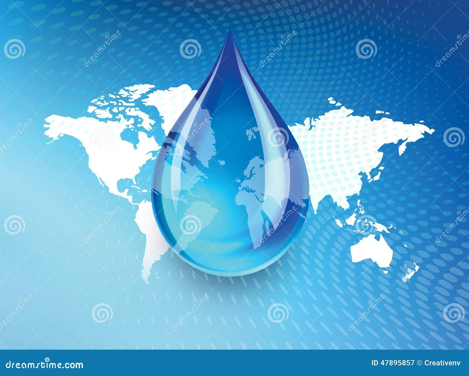 Water Drought Clip Art