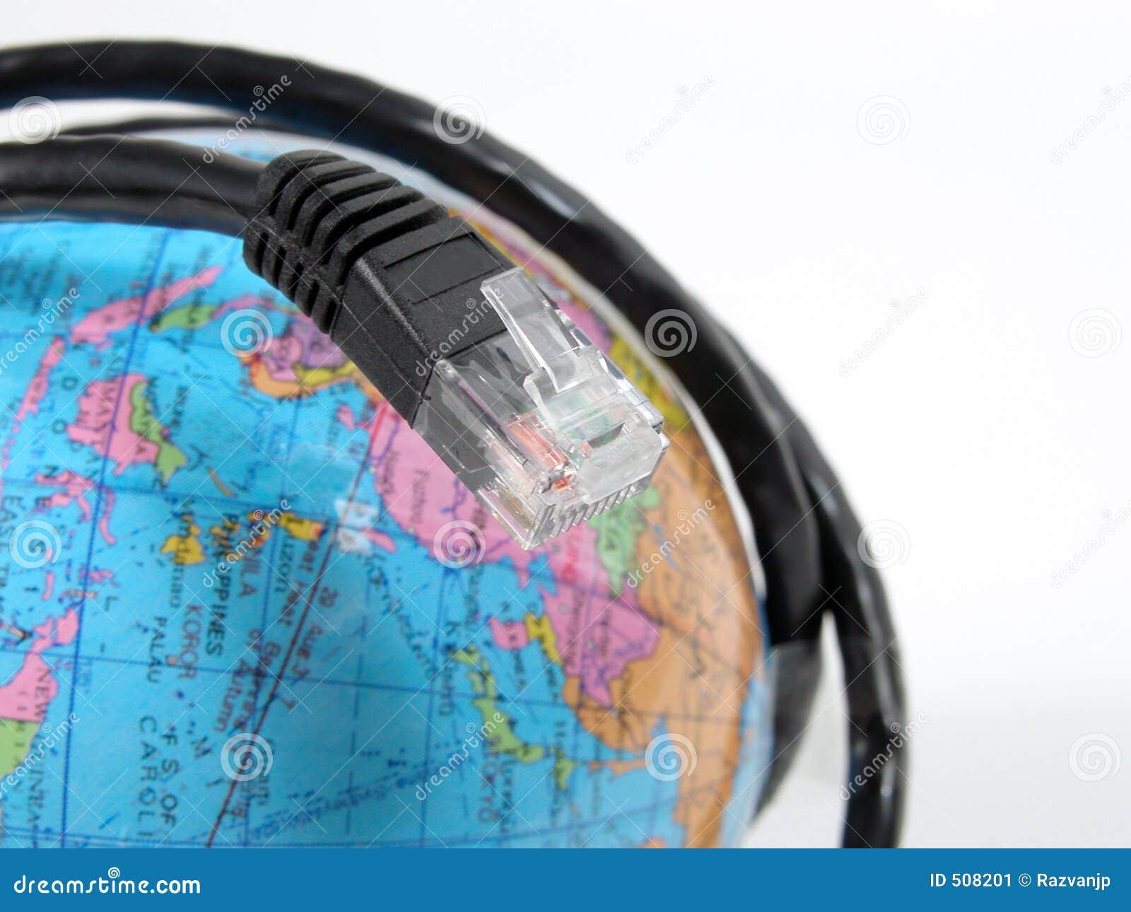 Globala internet för kommunikation