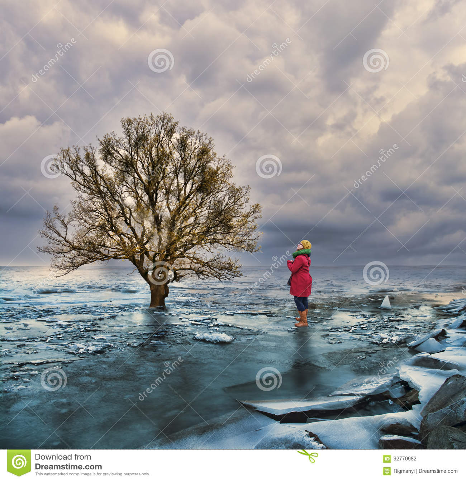 Globale Erwärmungs-Klimawandel