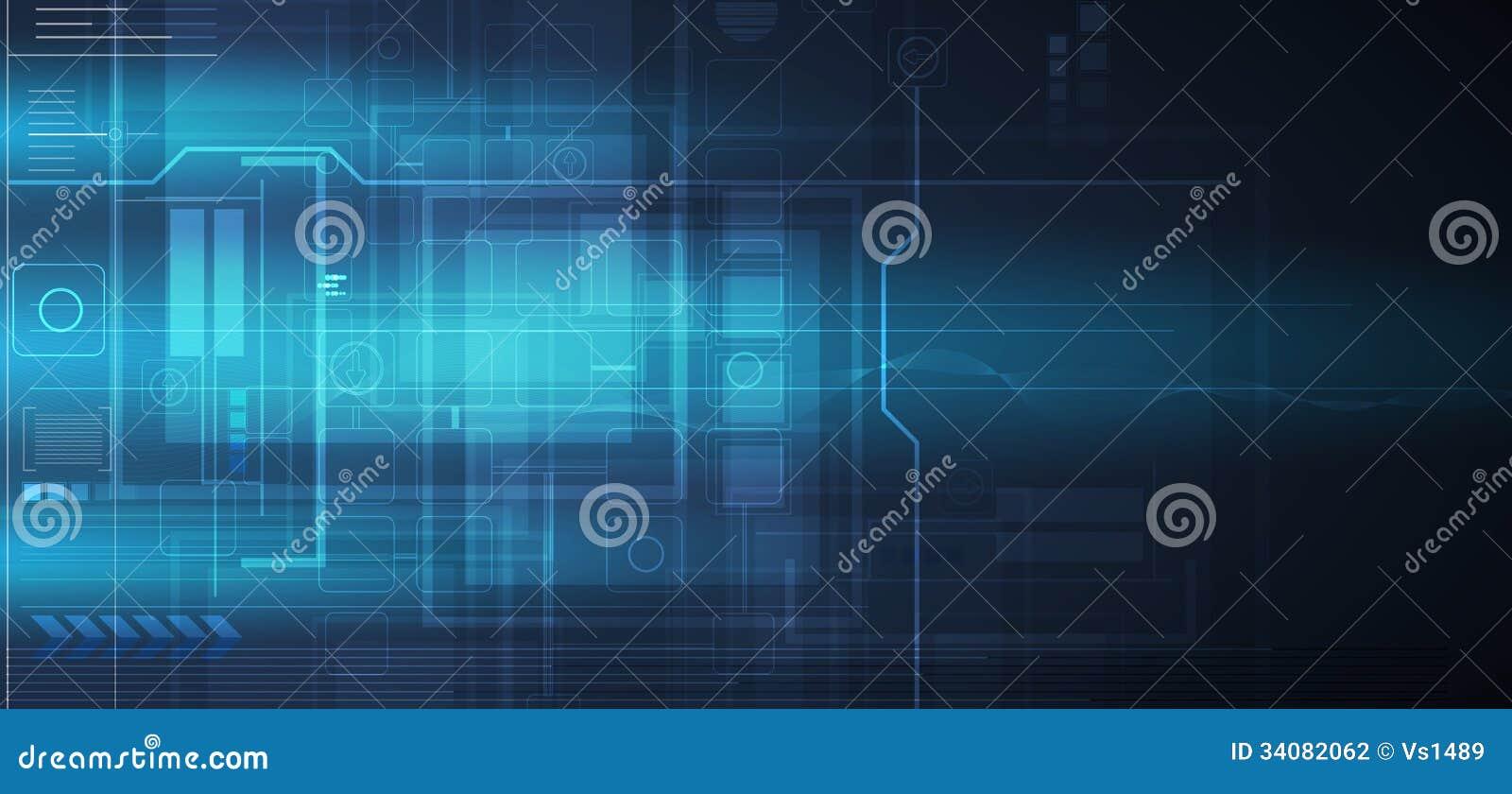 Globale het conceptenbusin van de oneindigheidscomputertechnologie