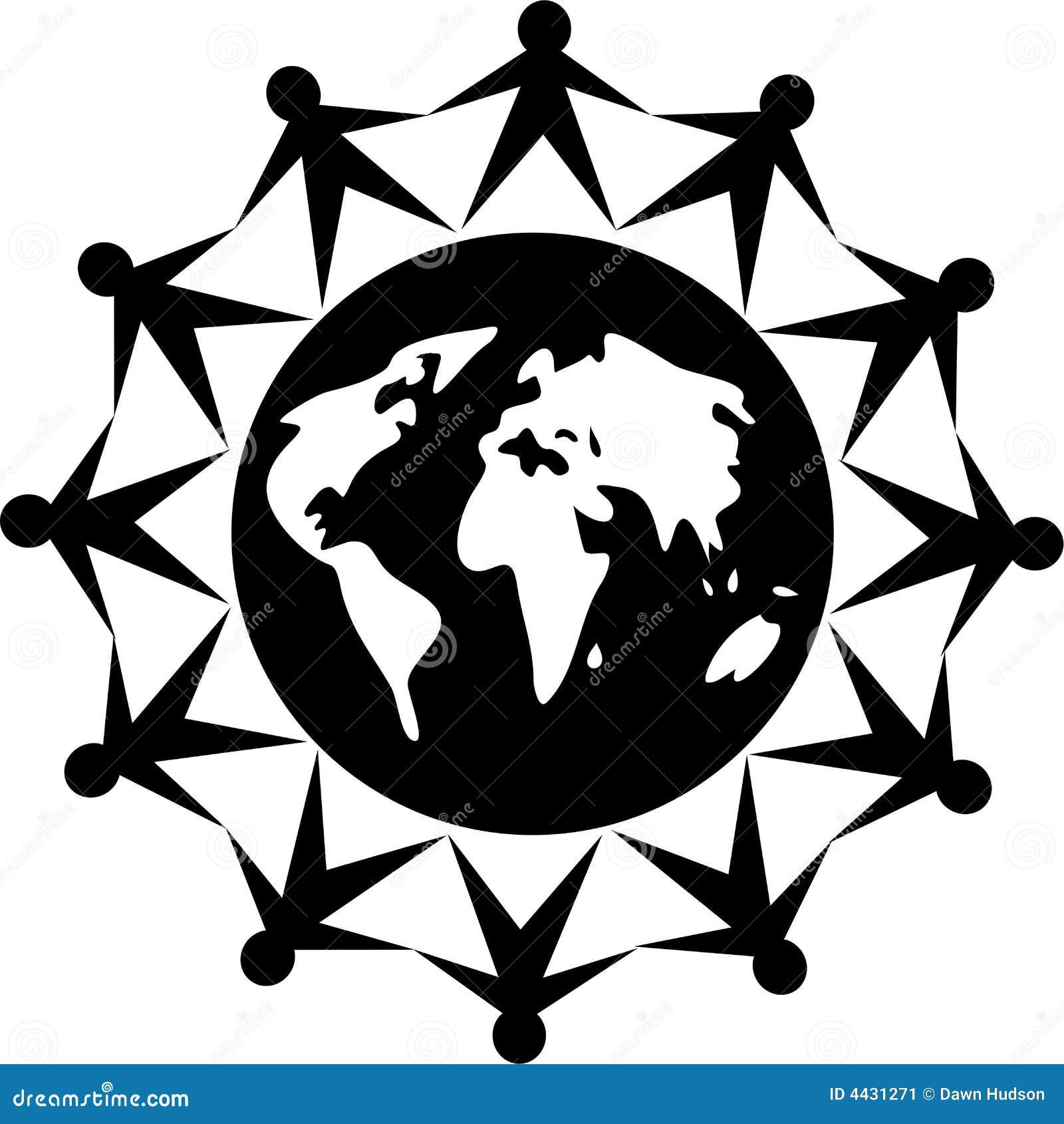 Globale Leute