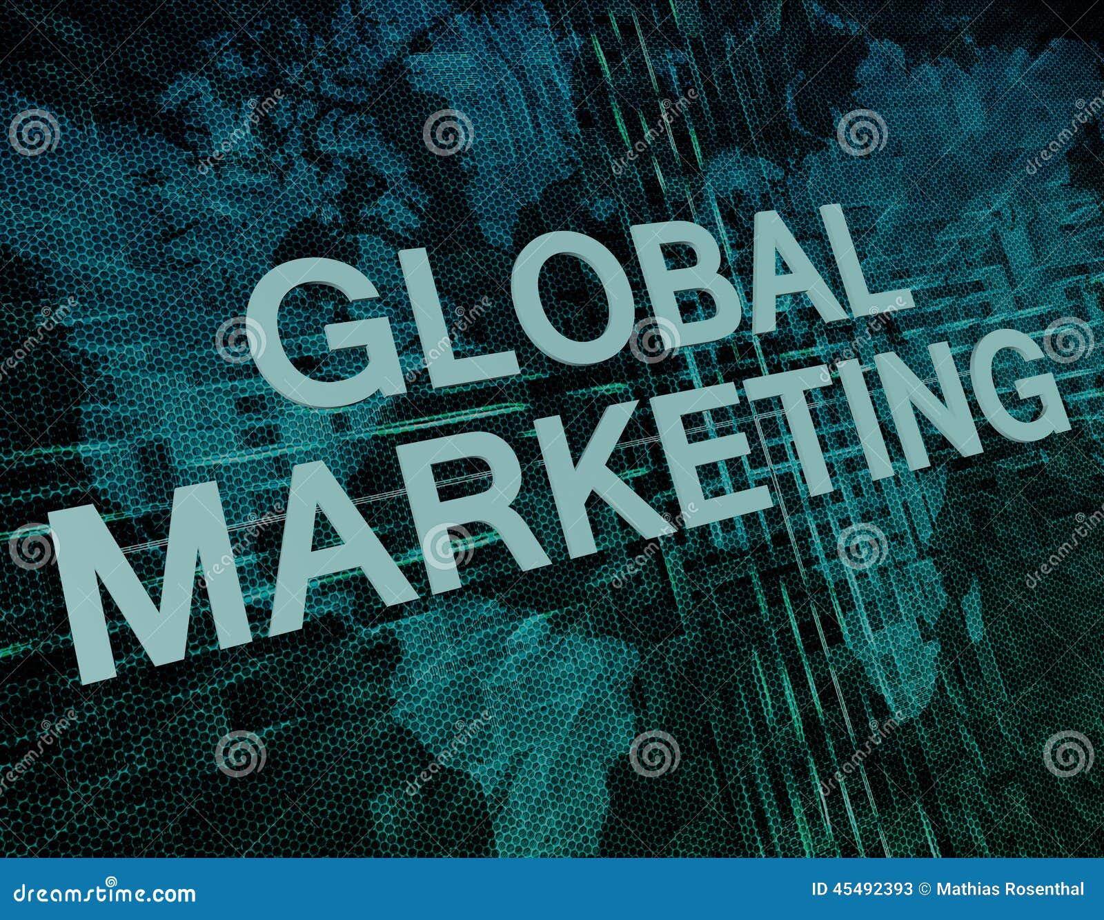 Globale Marketing