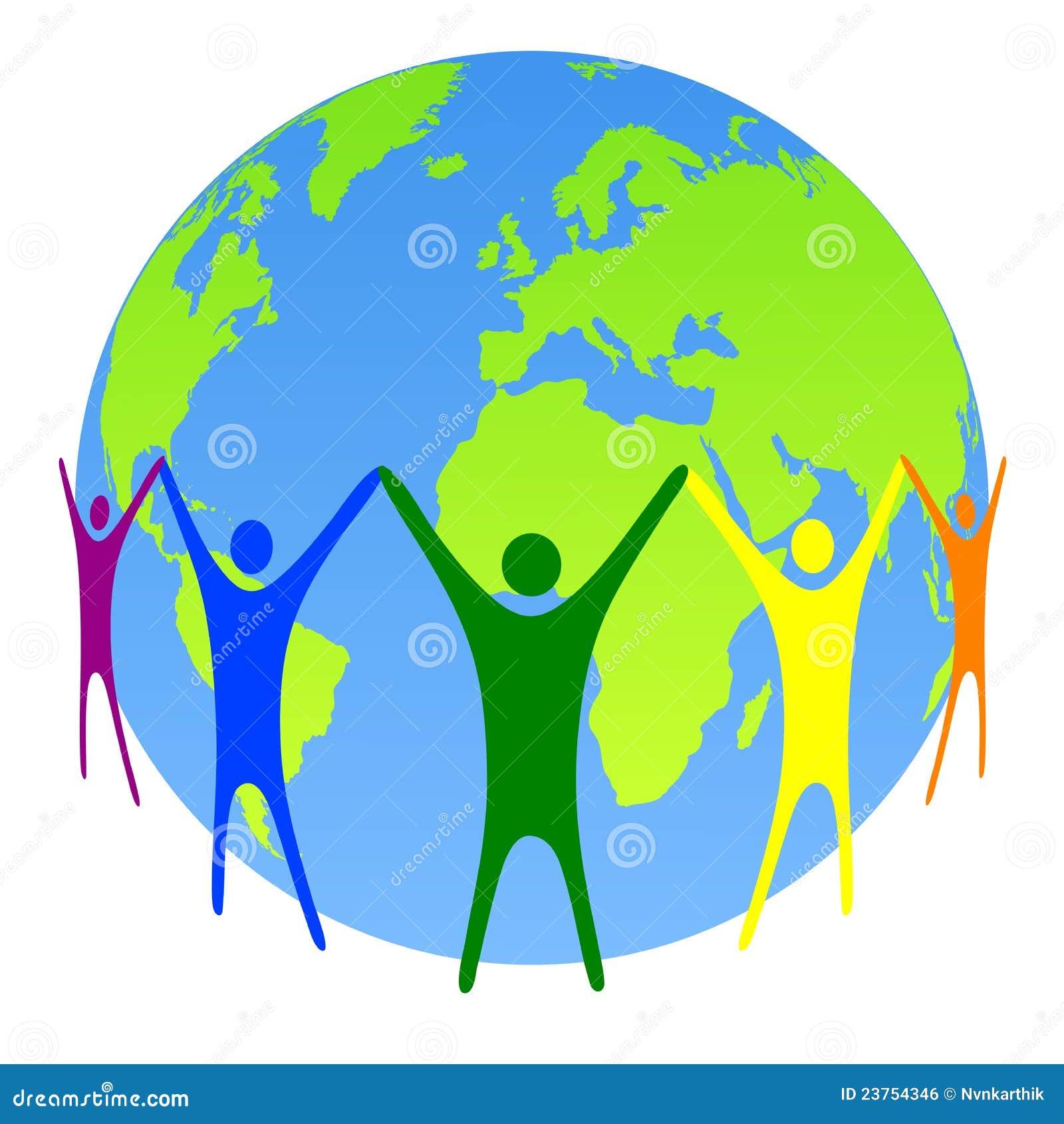 Globale mensen