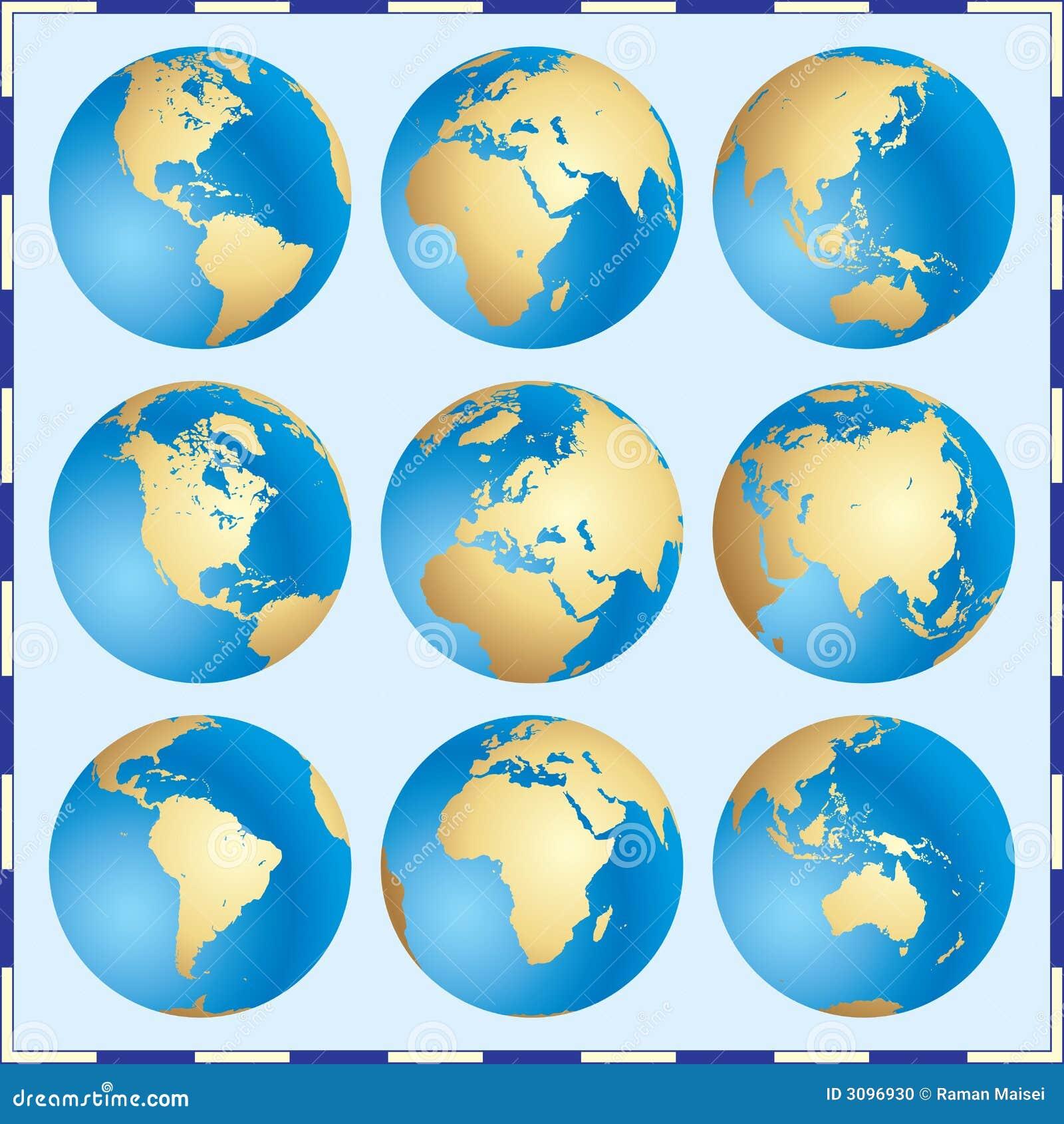 Globale Reeks