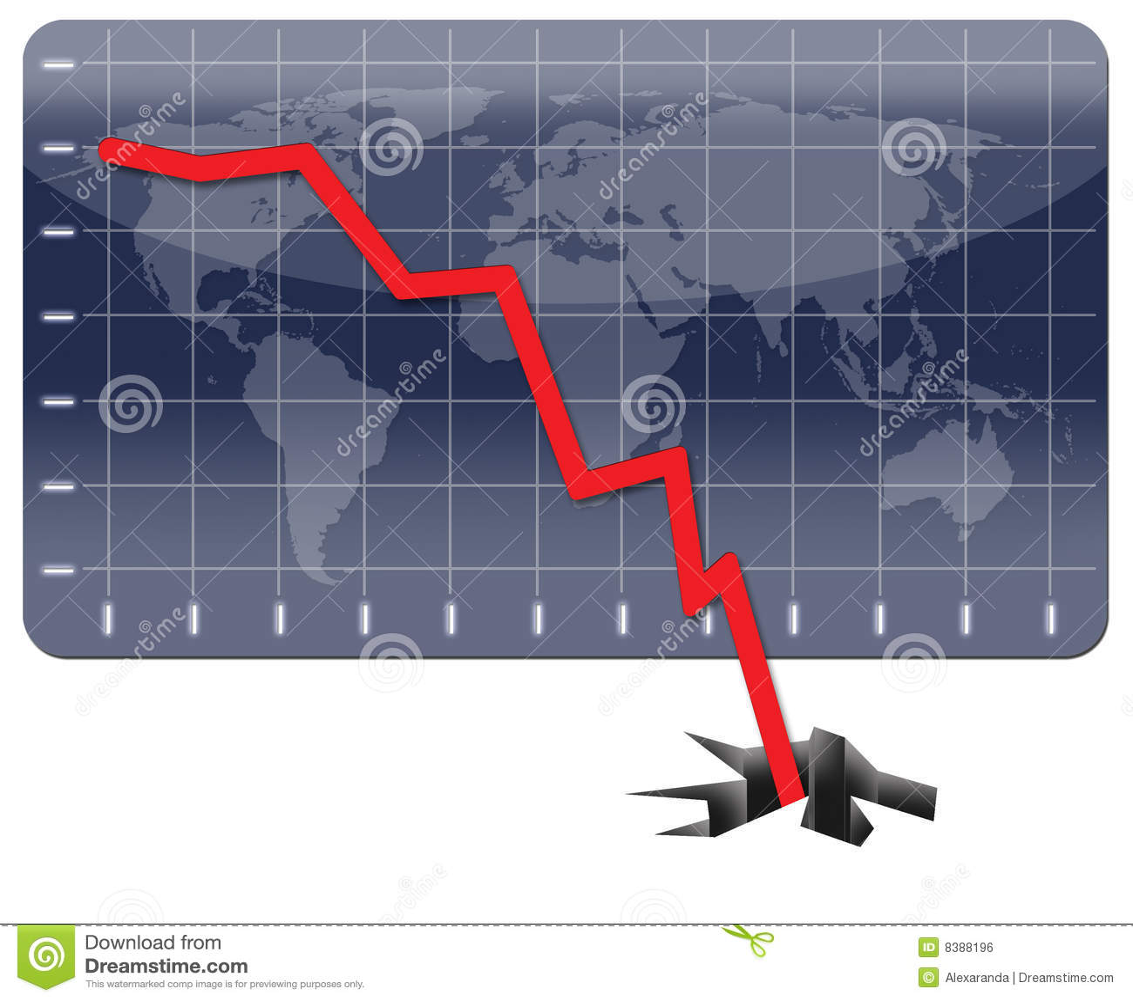 Wirtschaftskriese