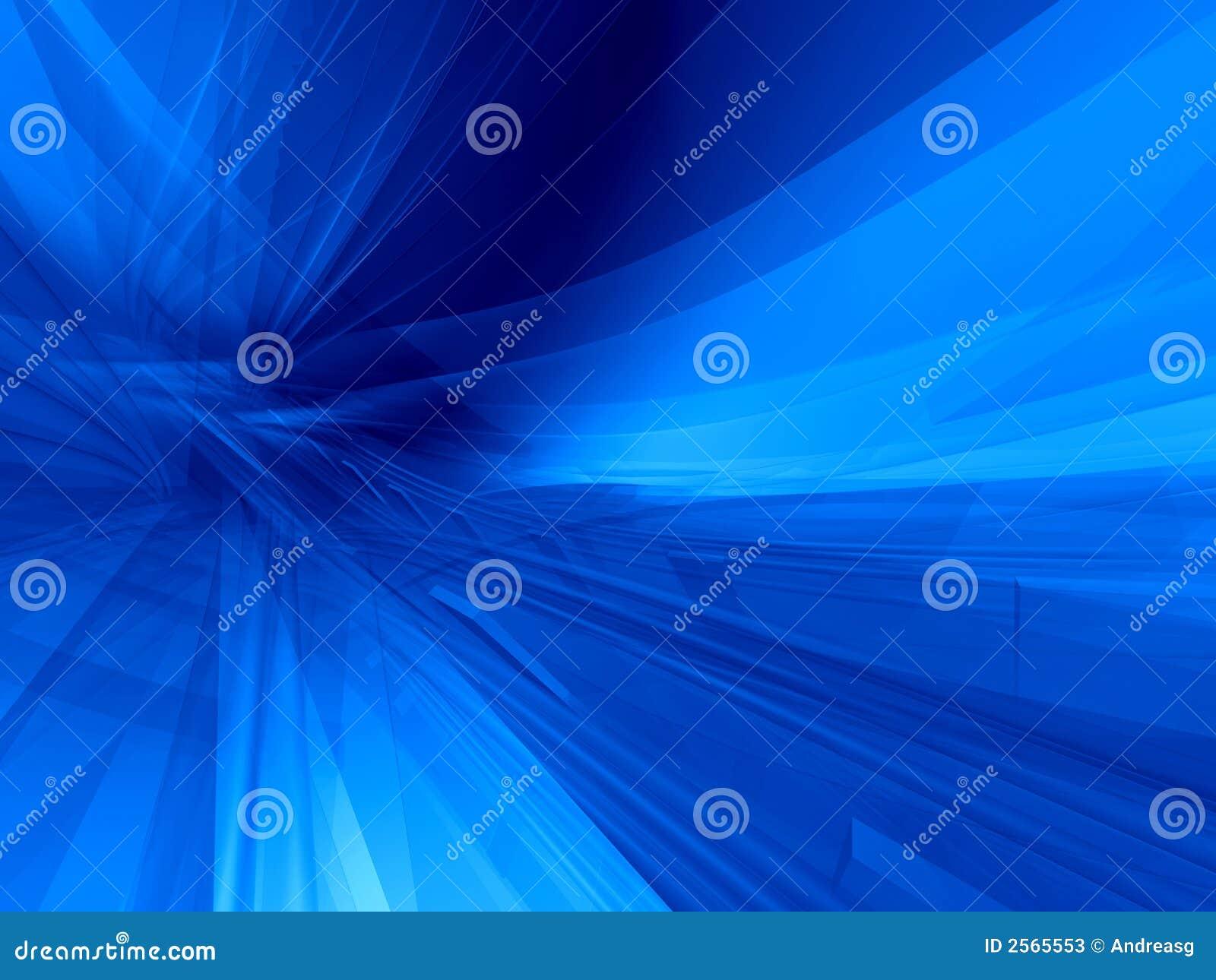 Globaler blauer Hintergrund