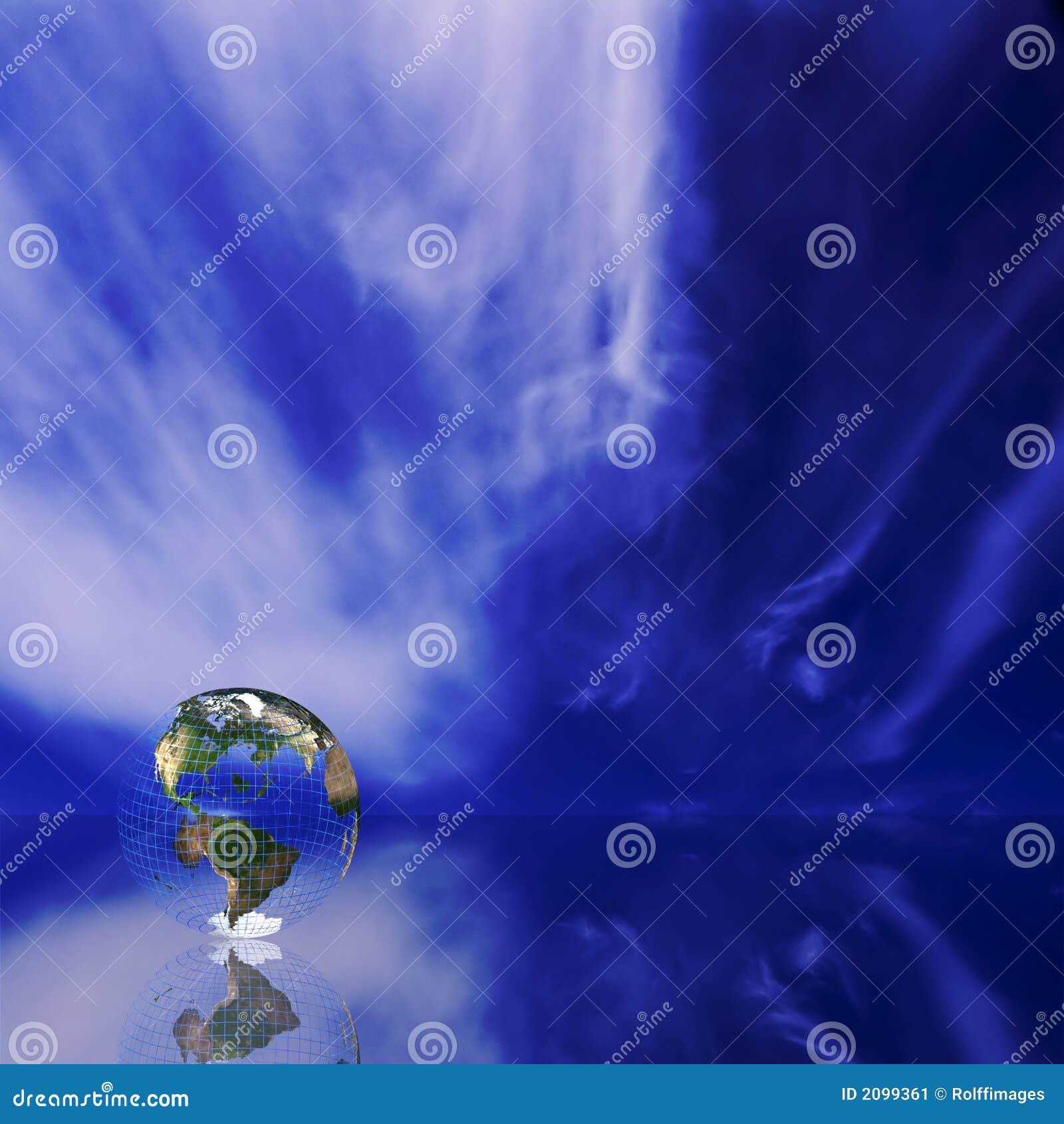 Globaler Hintergrund