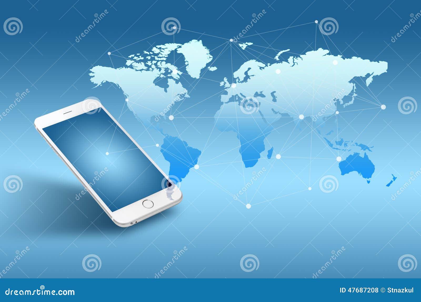 Globalisering of de Sociale achtergrond van het netwerkconcept