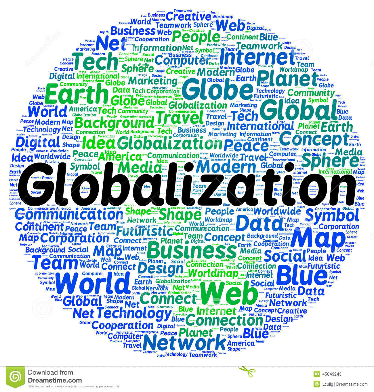 globalization of modern day india