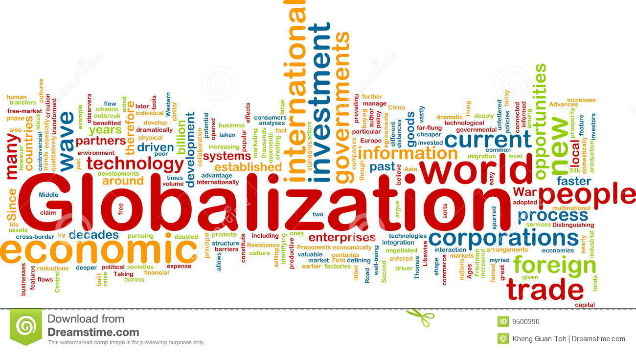 an analysis of the effects of globalization on the modern world The impact of globalization on the modern methods of globalization has influenced our modern world far beyond those analysis of two articles that.