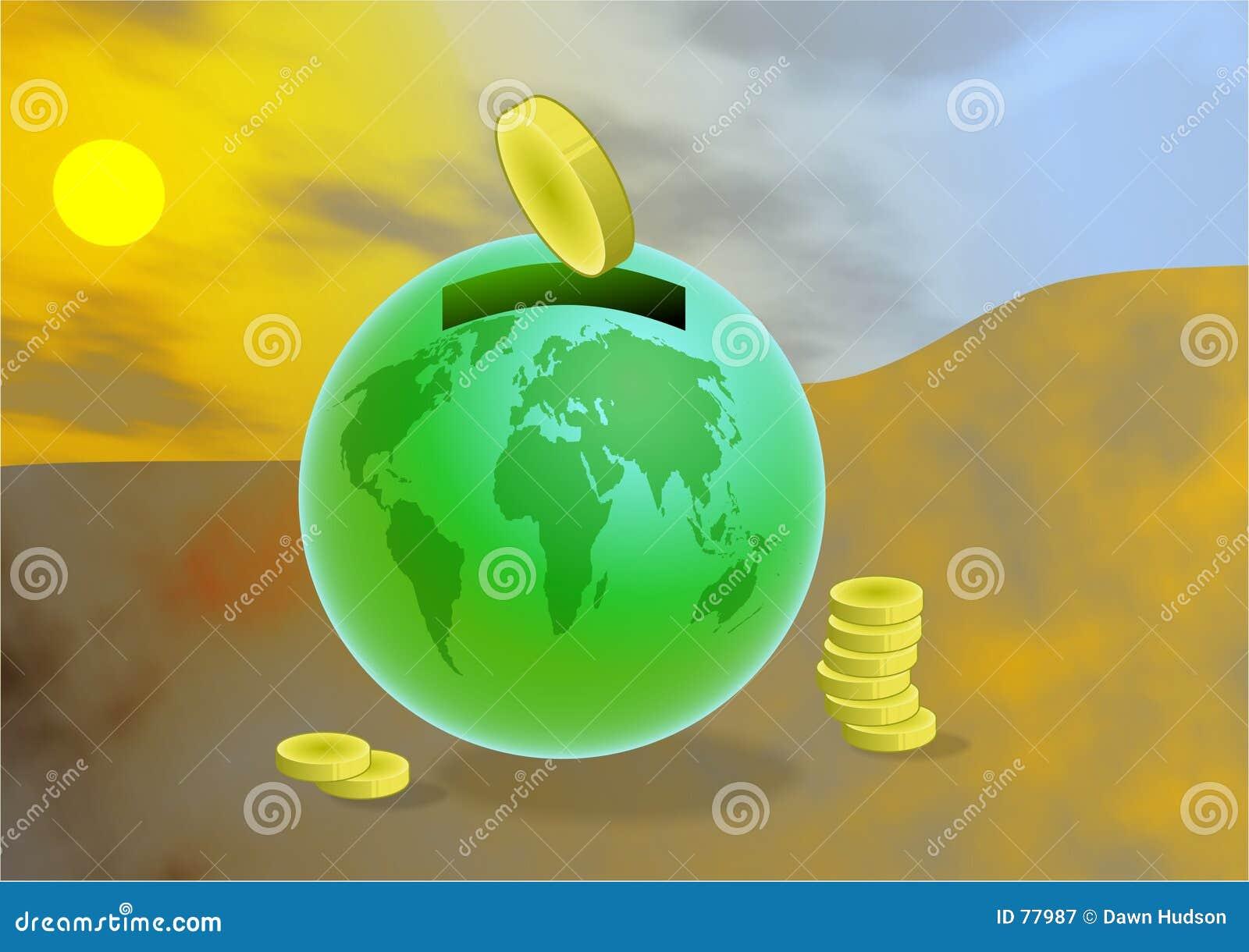 Globalne oszczędności