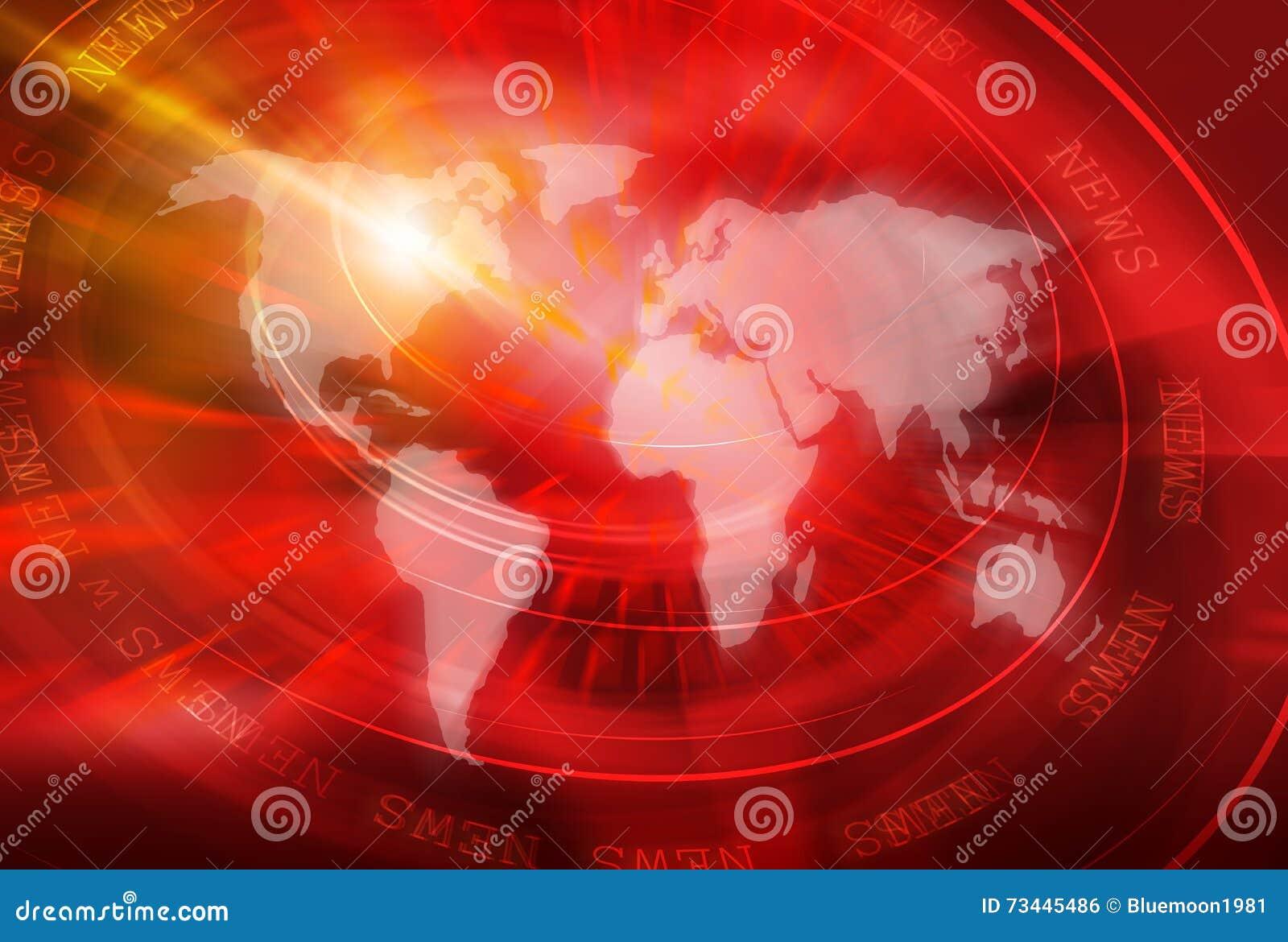 Globalne Podłączeniowe tła pojęcia serie 13