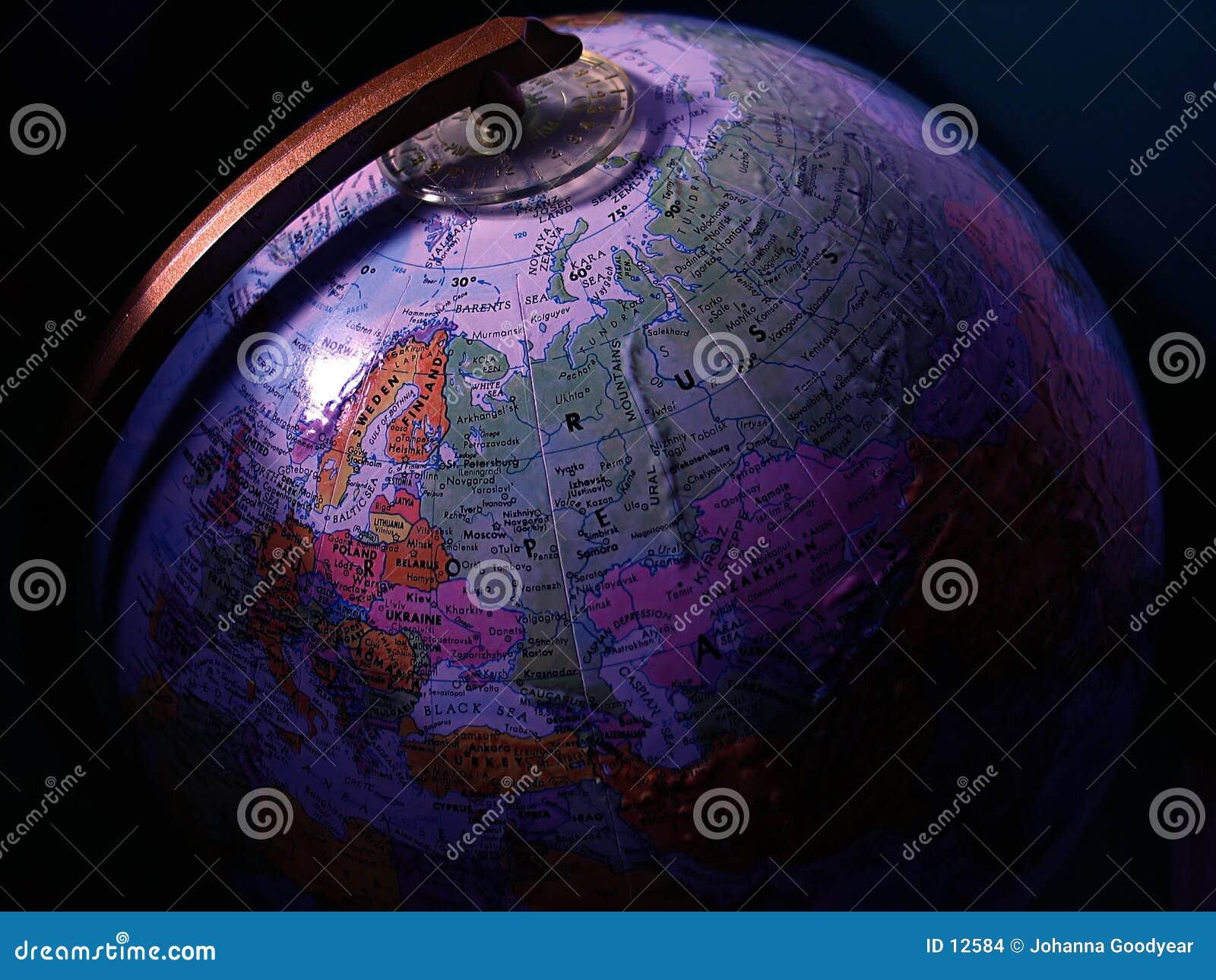 Globalne widok