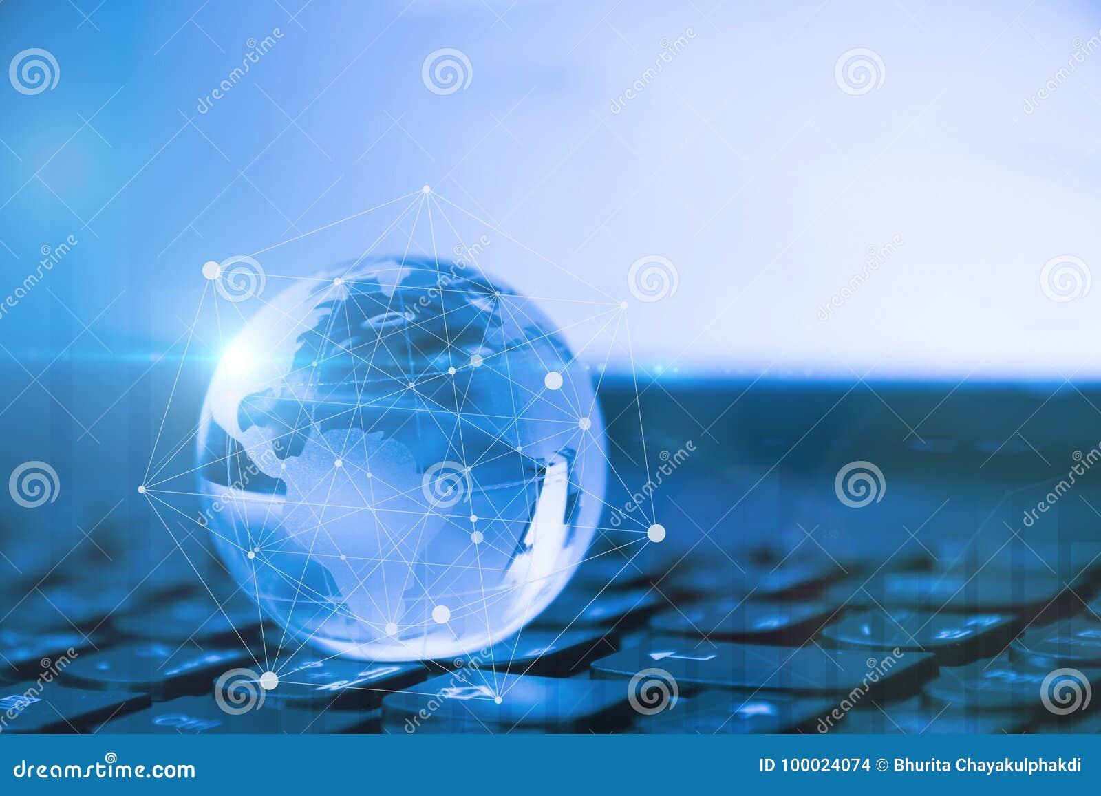 Globalny & międzynarodowy biznesowy pojęcie