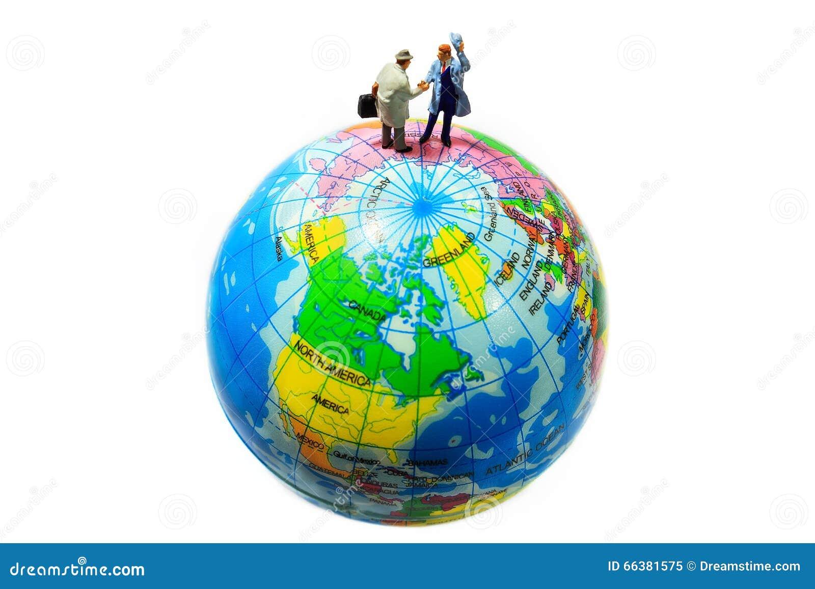 Globalny oddanie