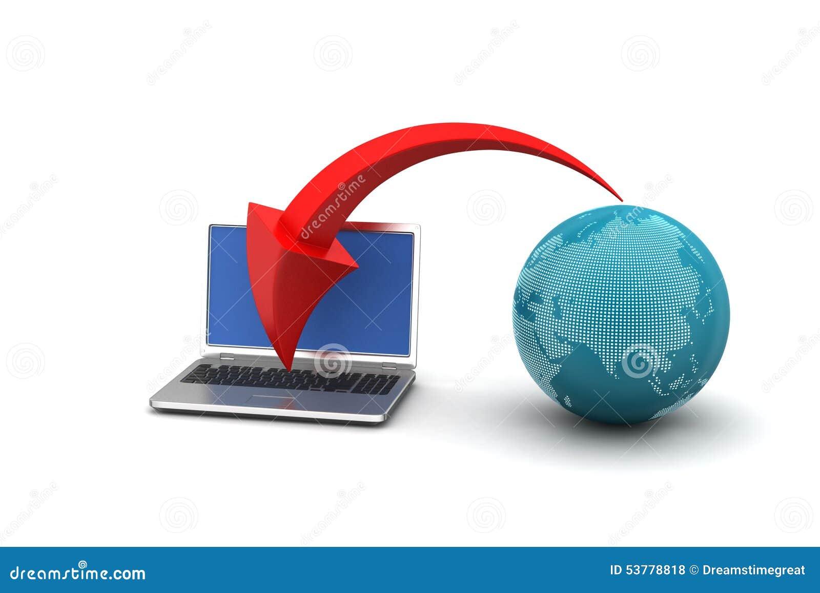 Globalny pojęcie networking