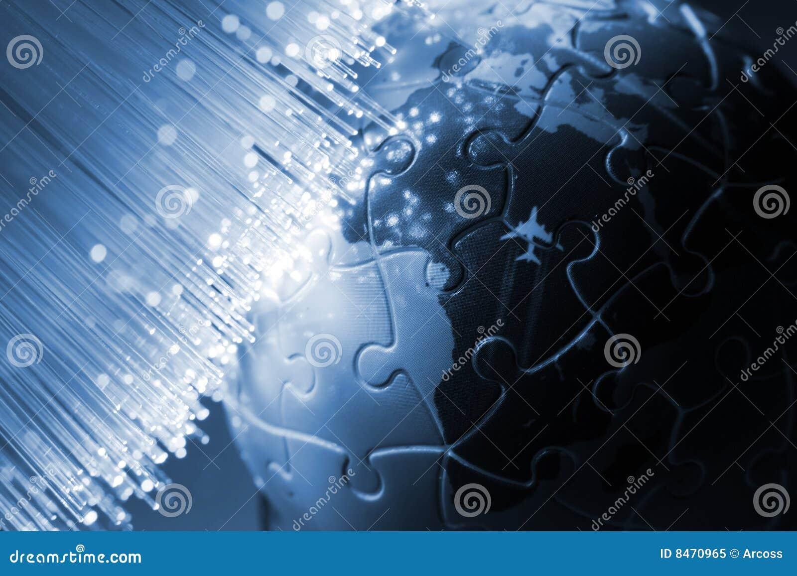 Globalt nätverk för kabel