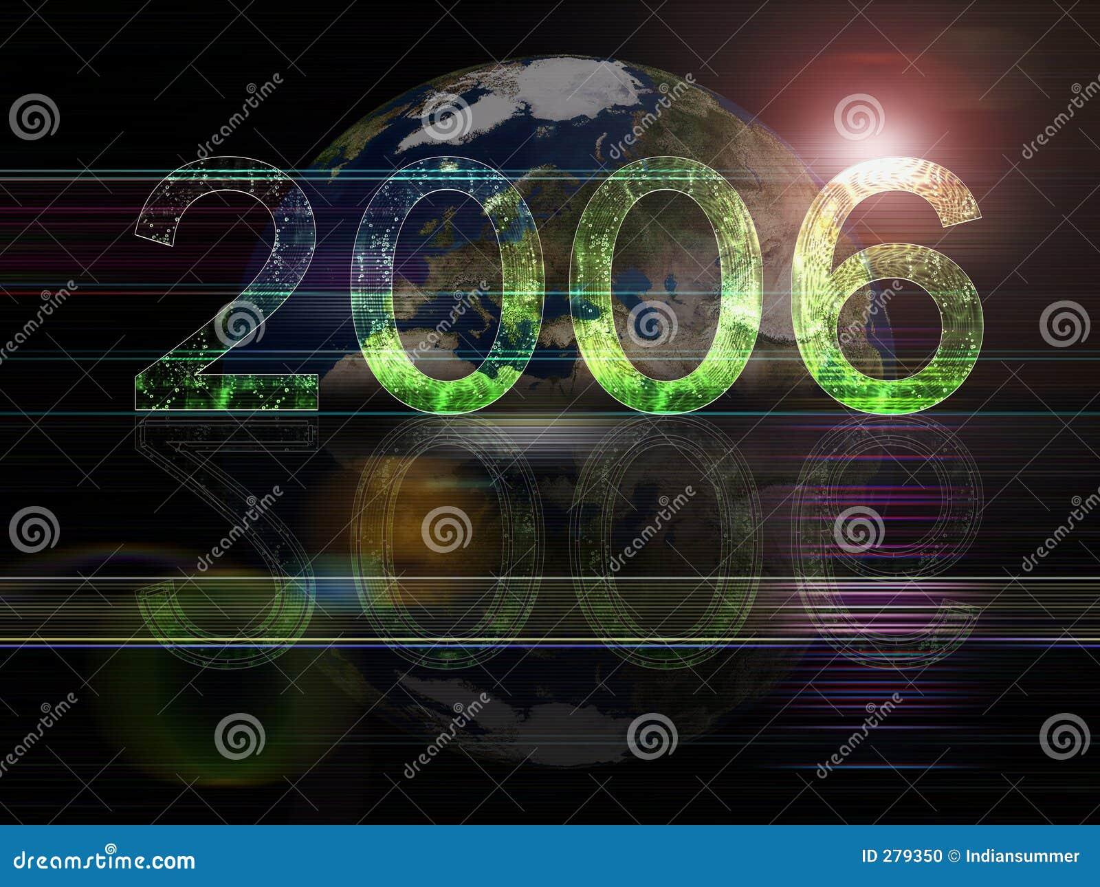 Globalt serieår 2006 för bakgrund