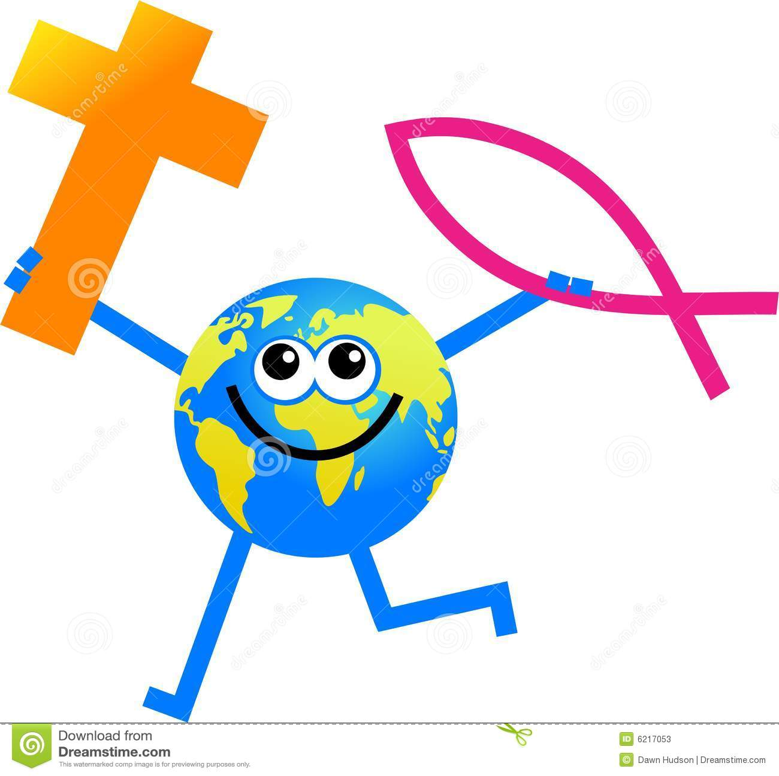 Globe chrétien