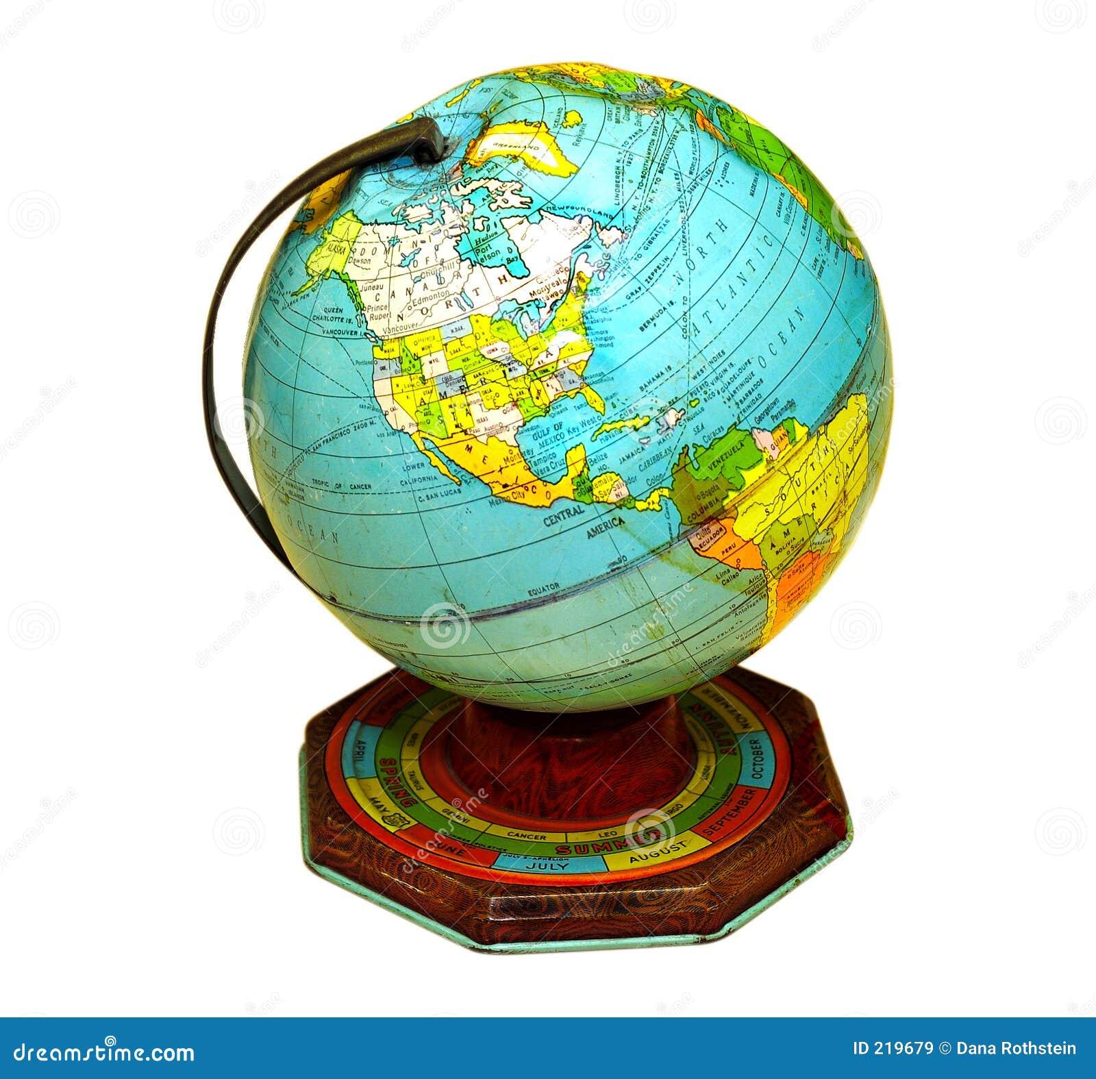Globe cyny