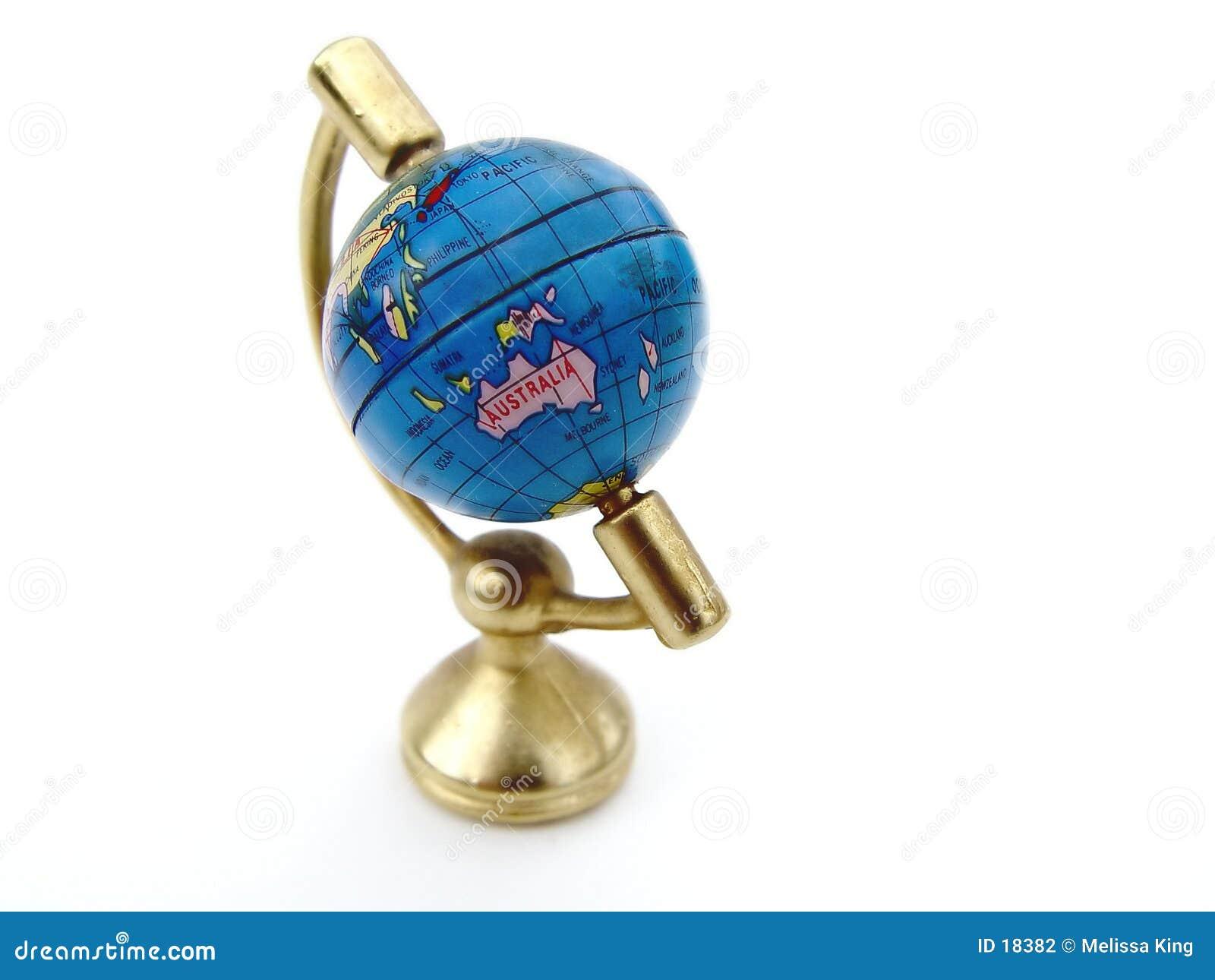 Globe de monde