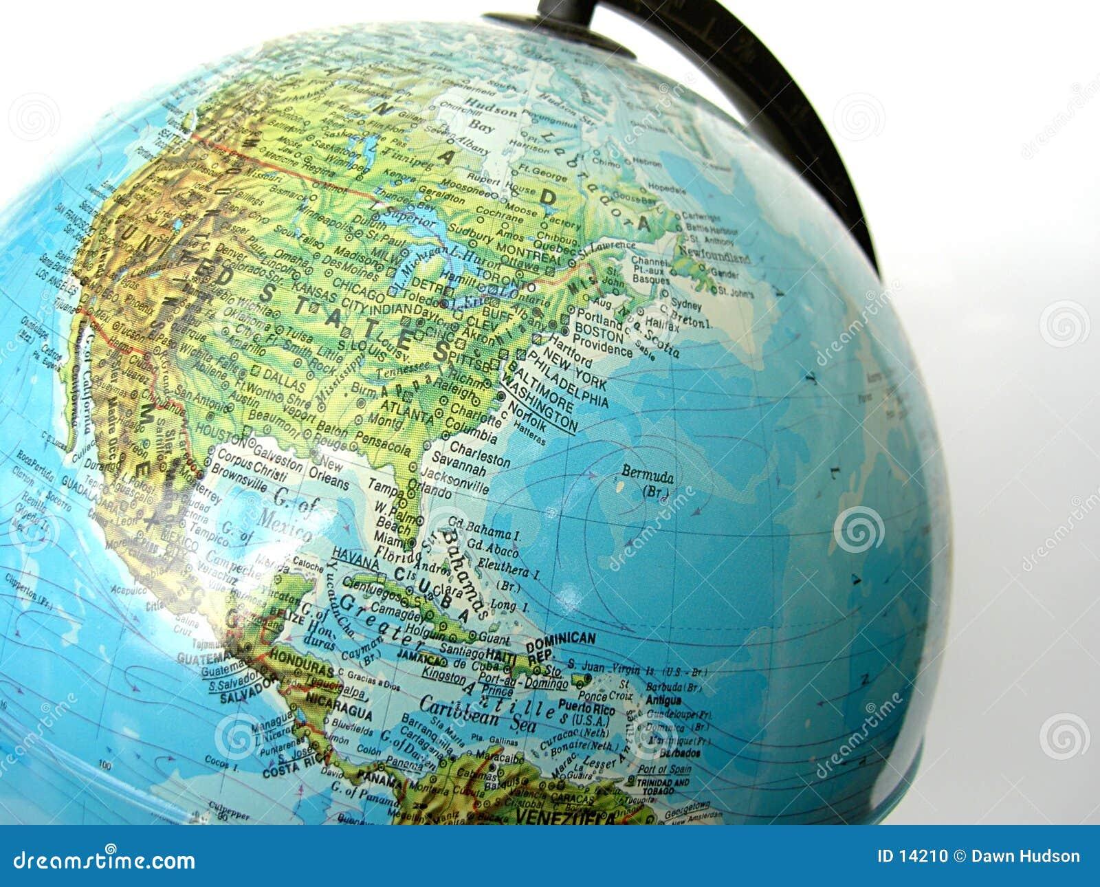 Globe du monde