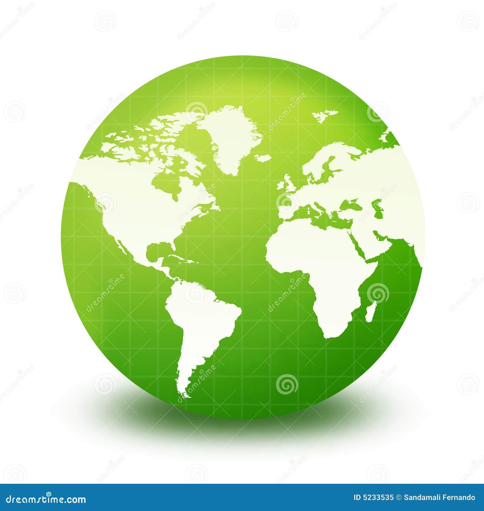 globe du monde photo libre de droits image 5233535. Black Bedroom Furniture Sets. Home Design Ideas