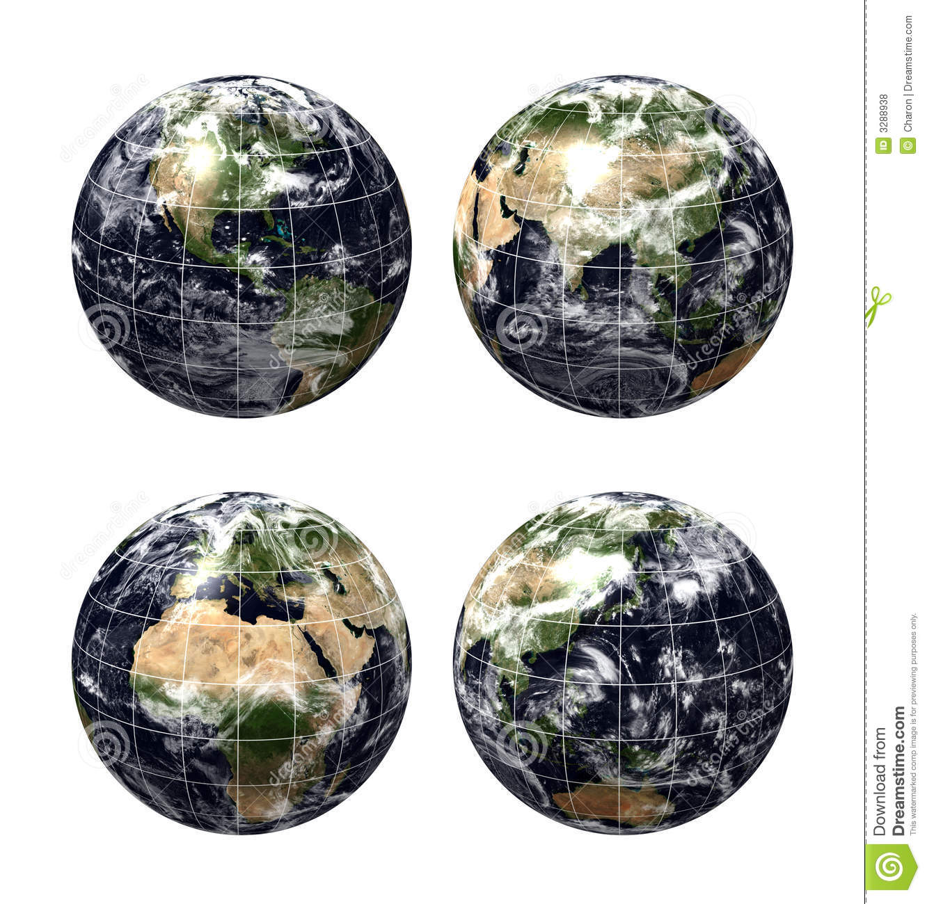 Globe earth 3d planet realistic map stock illustration globe earth 3d planet realistic map gumiabroncs Image collections