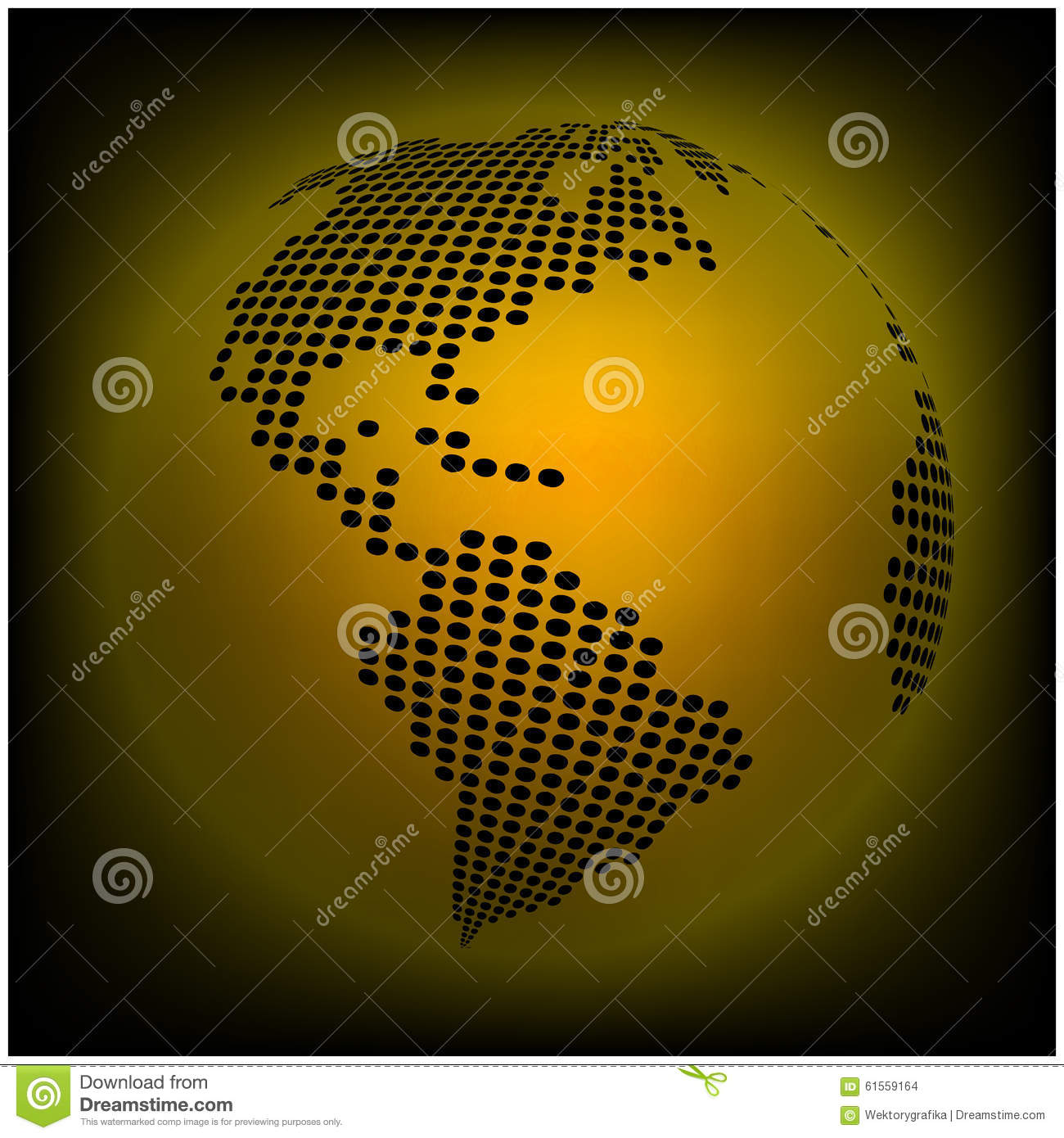Globe earth world map abstract dotted vector background orange download comp gumiabroncs Images