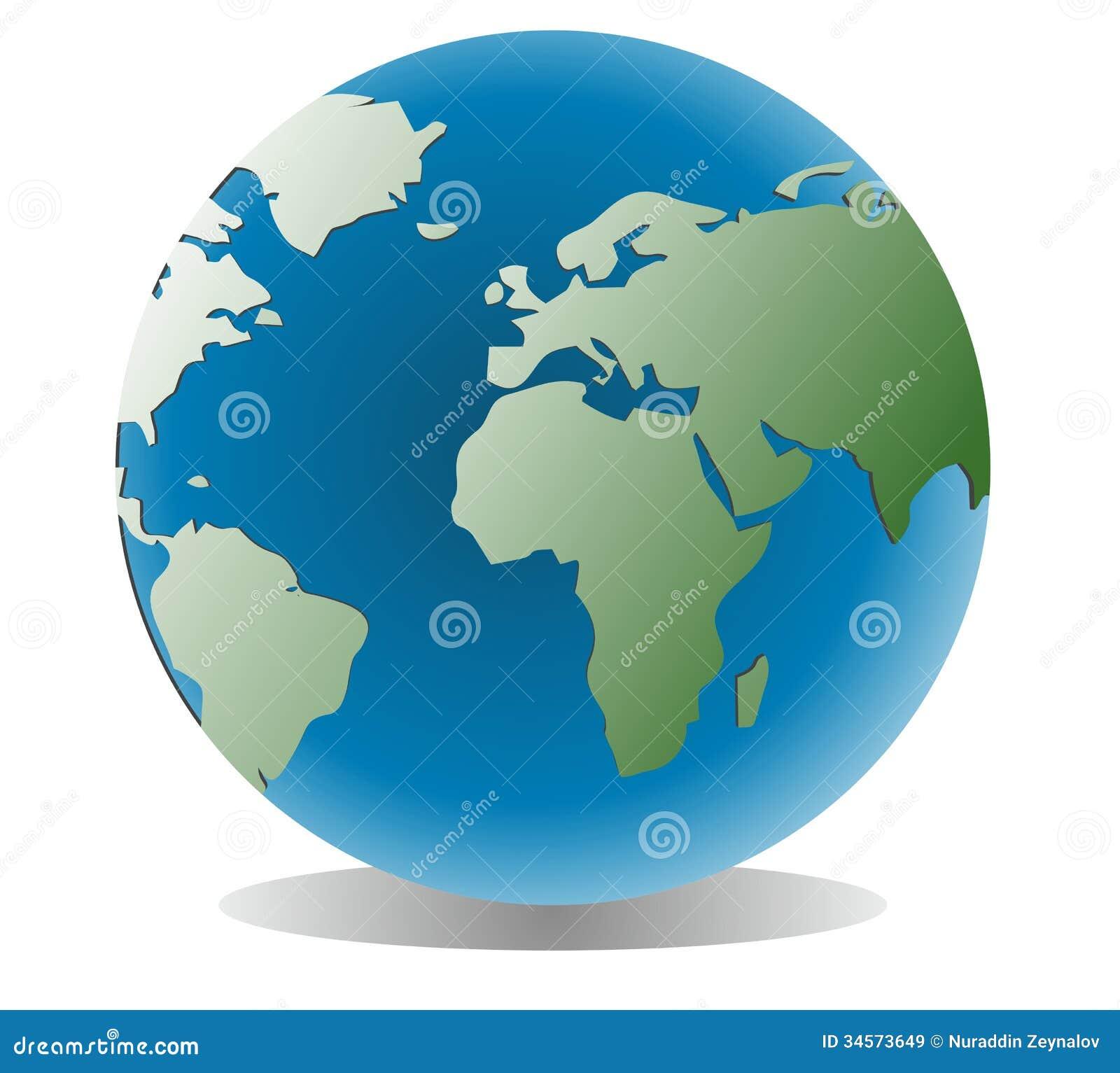 Globe Royalty Free Stock Images Image 34573649