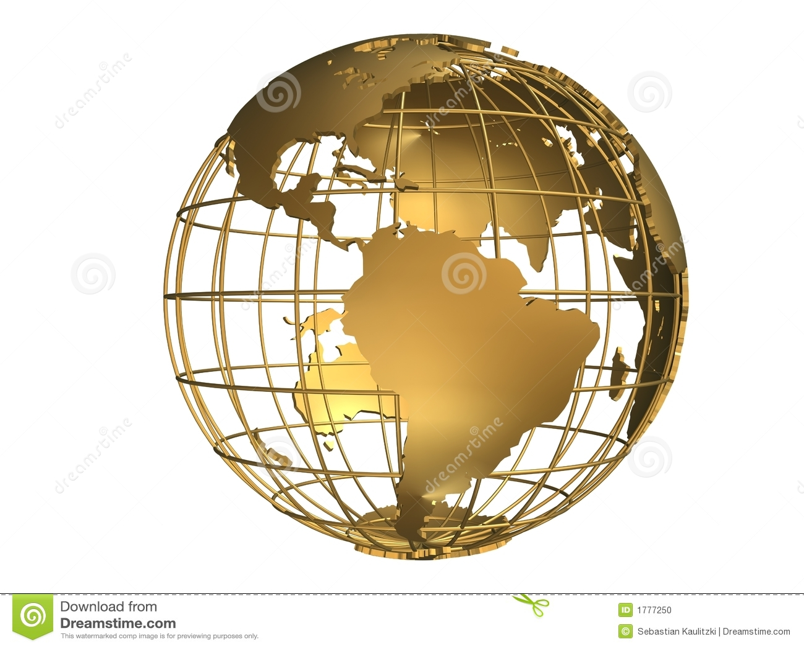 Globe golden
