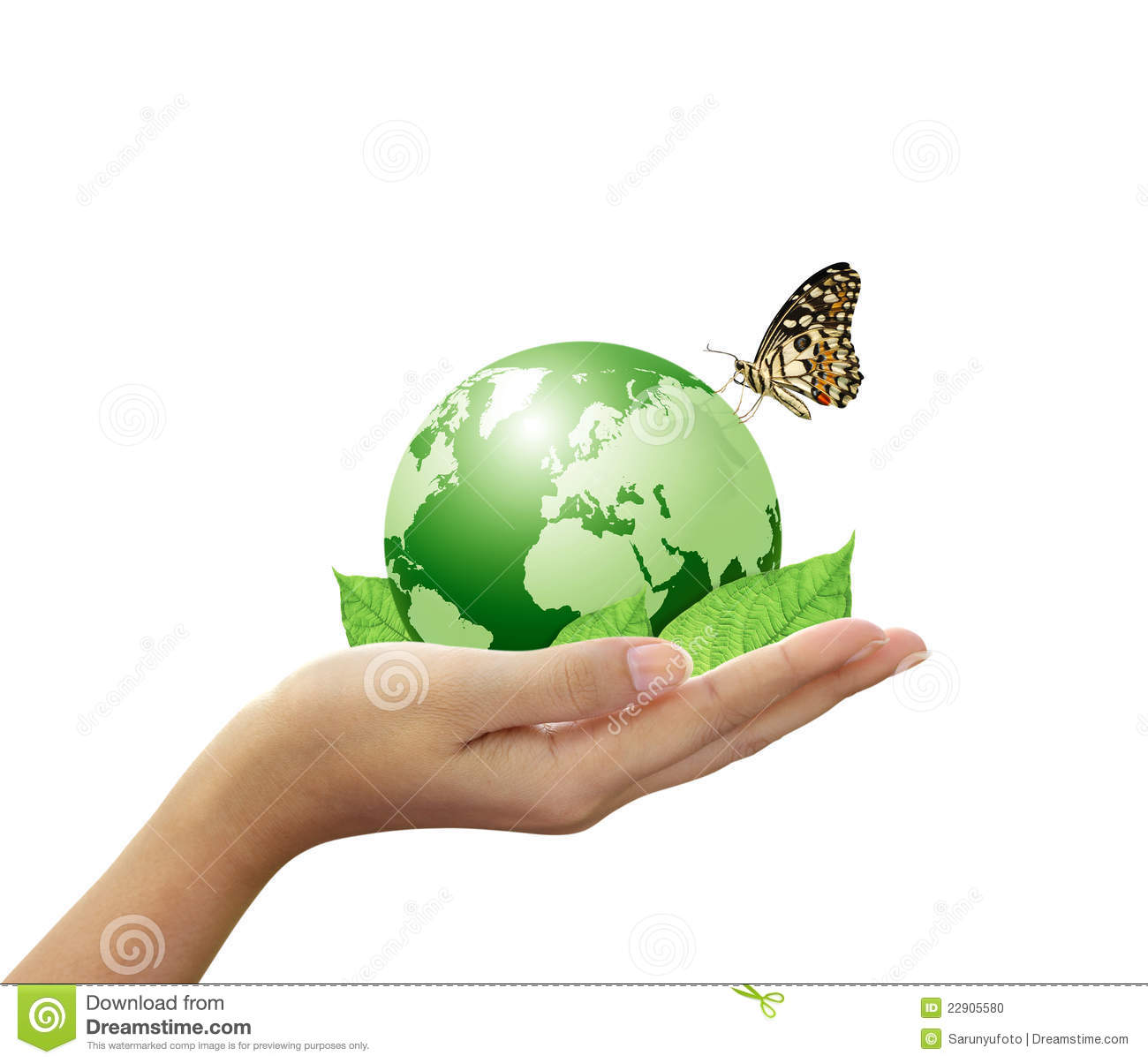 globe and leaf in hand stock photo image 22905580 hand vector logo hand vector file