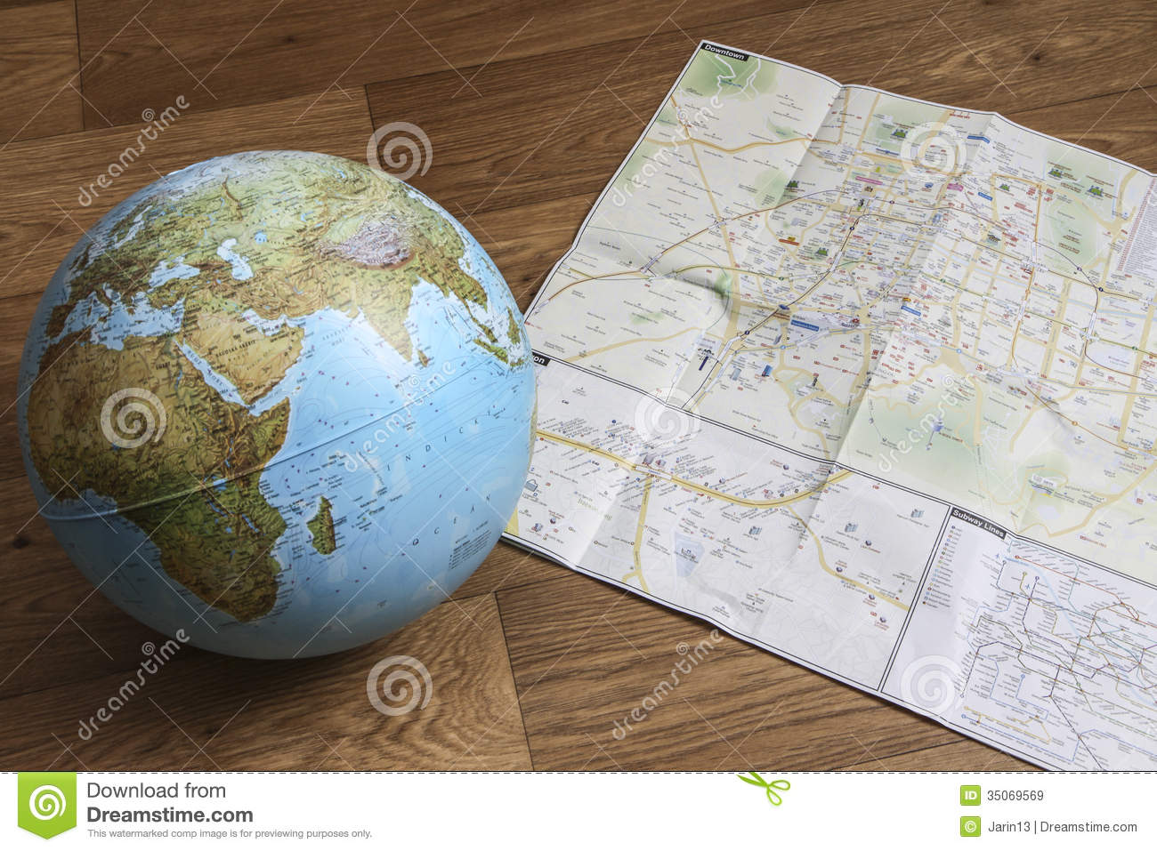 Globe And Maps Difference Between Picture Ideas References