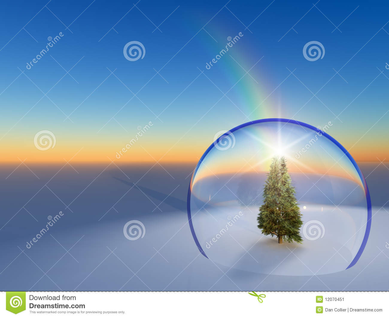 how to make a life size snow globe