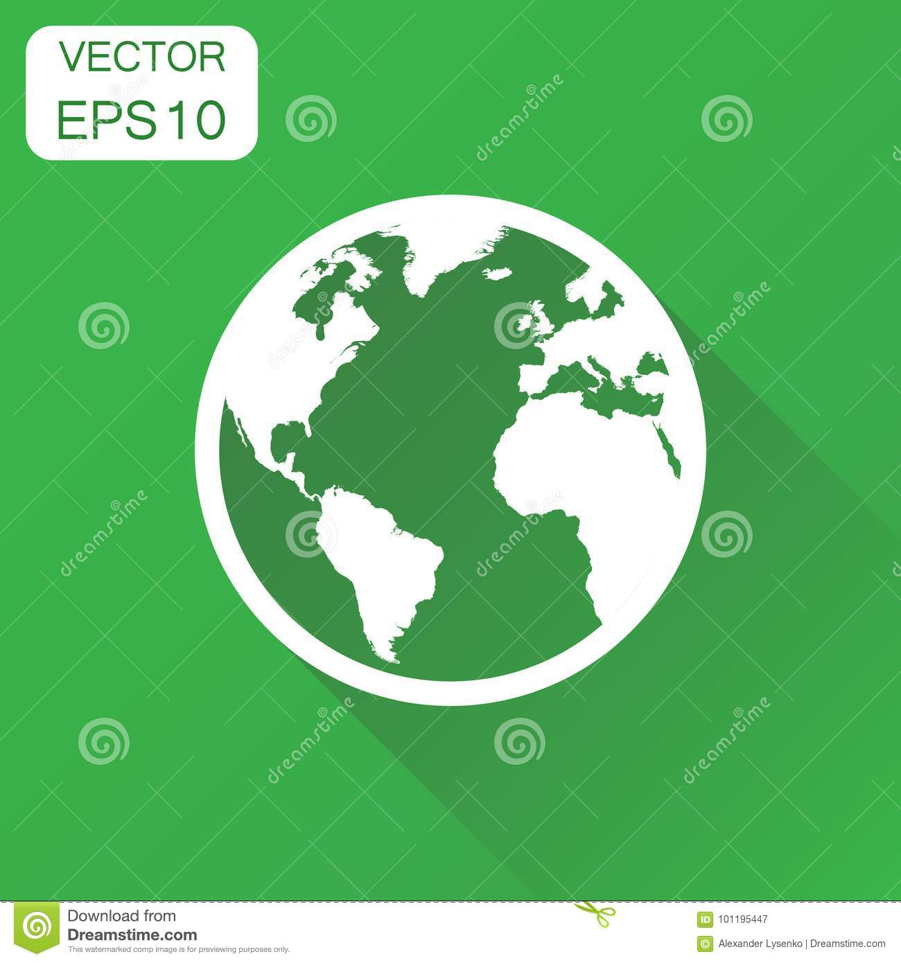 Globe world map icon business concept round earth pictogram ve download globe world map icon business concept round earth pictogram ve stock vector gumiabroncs Image collections
