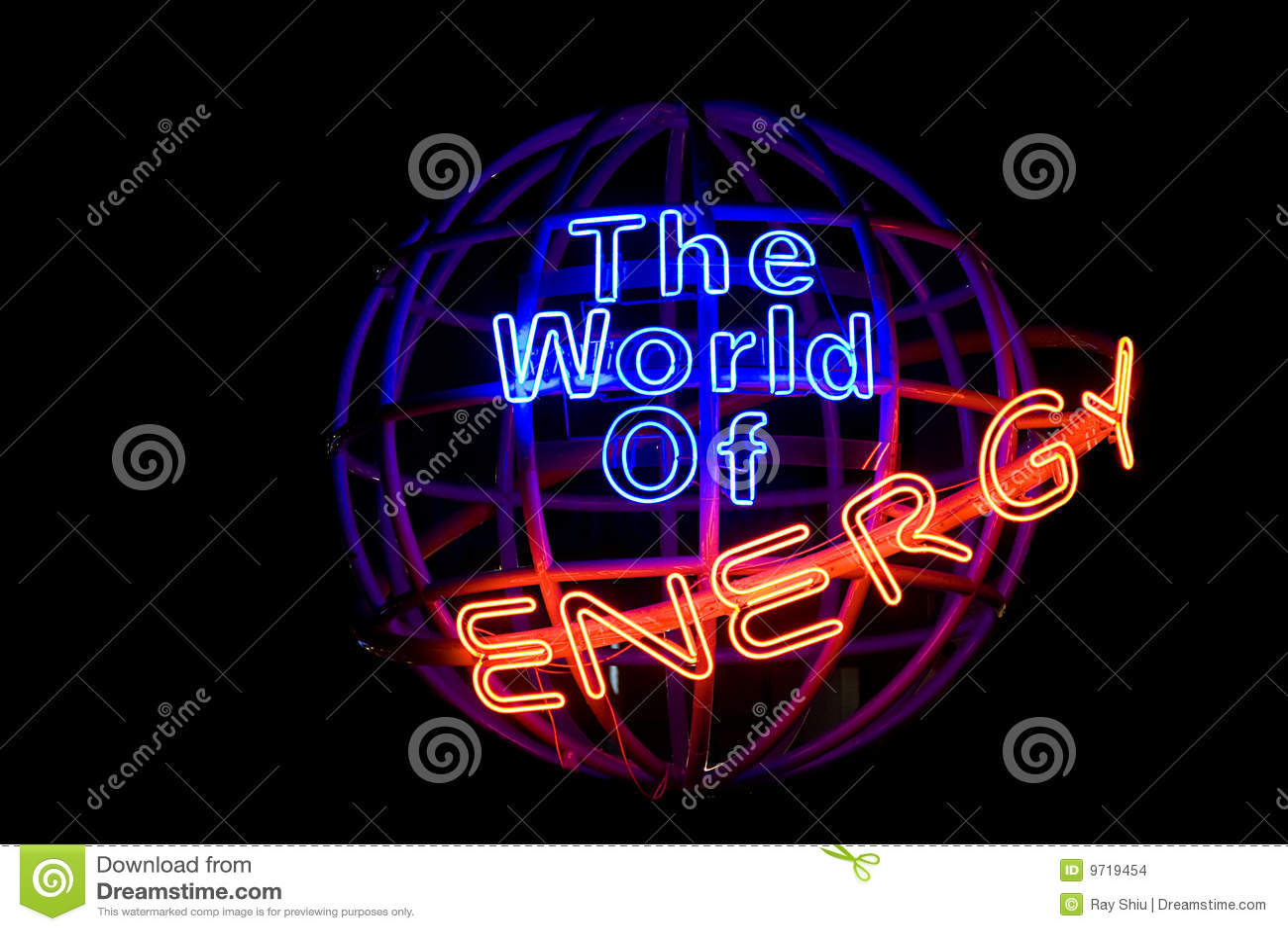 Globo da energia