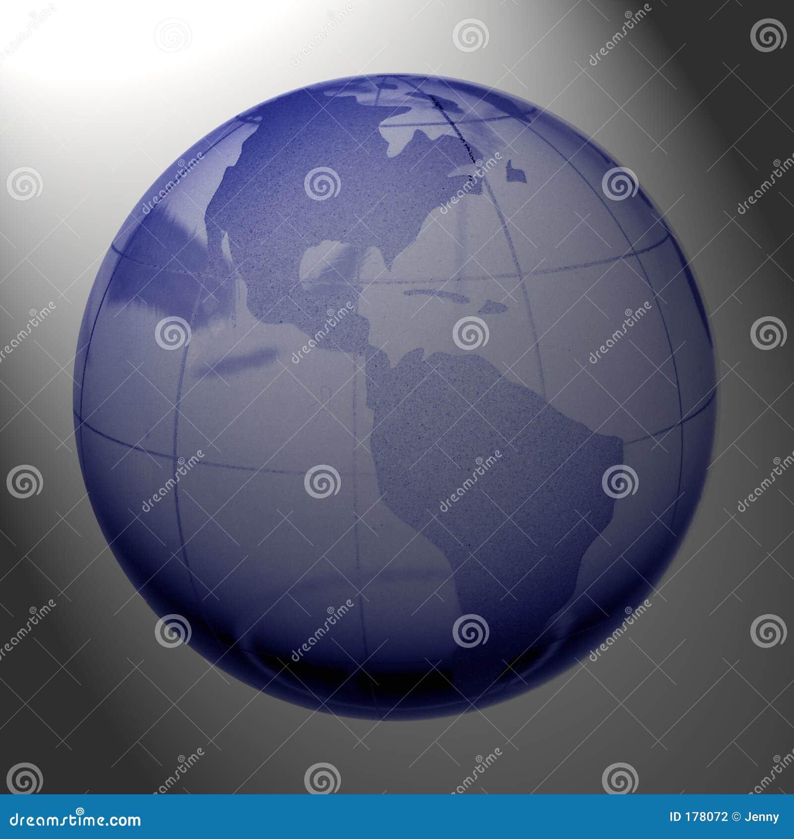 Globo del mundo