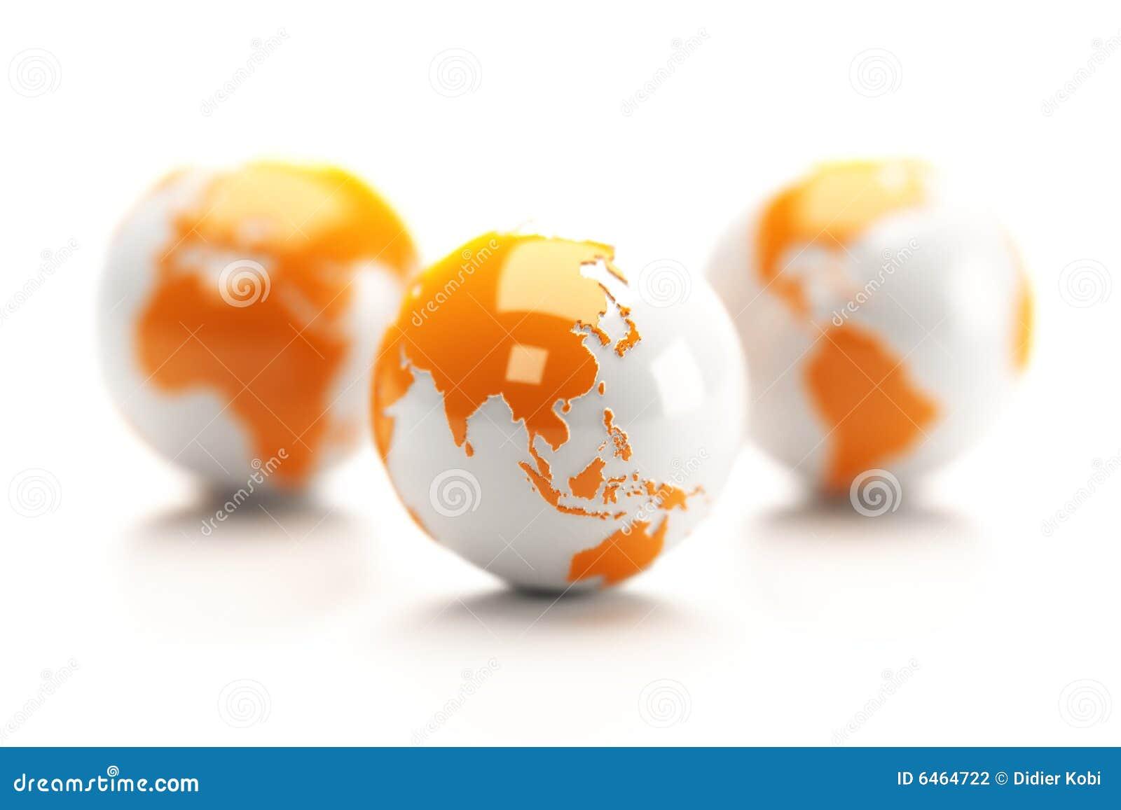 Globo della terra