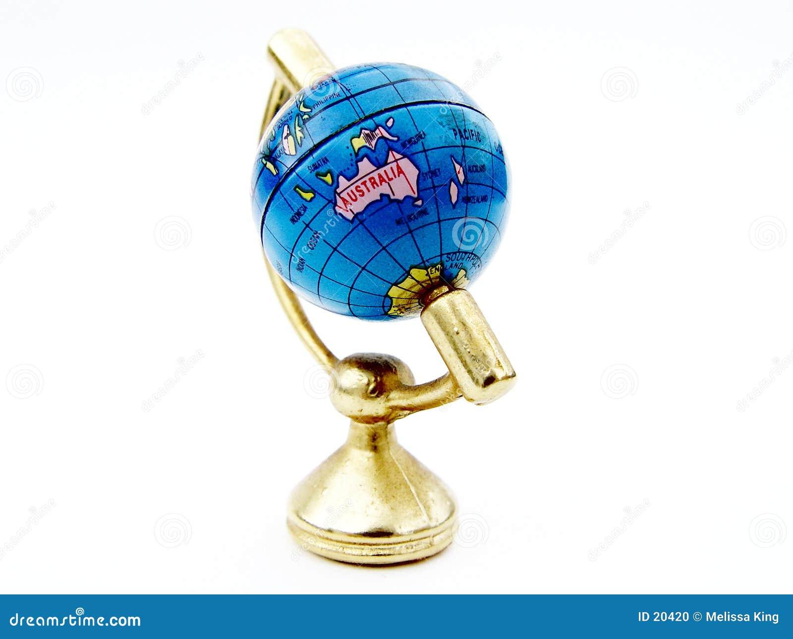 Globo do mundo